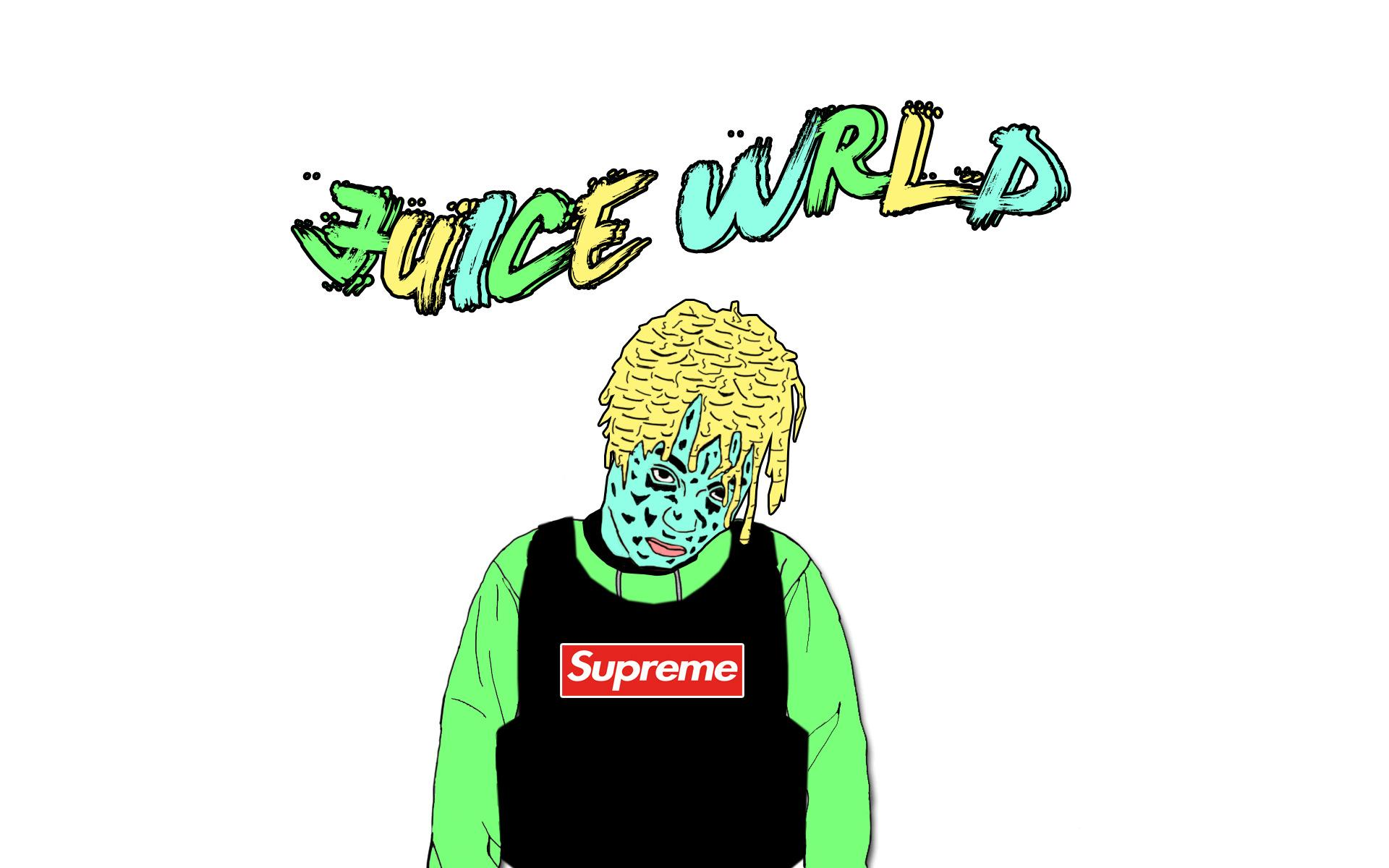 Juice WRLD RIP Wallpapers - Wallpaper Cave