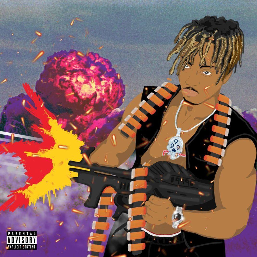 Juice Wrld Anime Art Wallpapers Wallpaper Cave