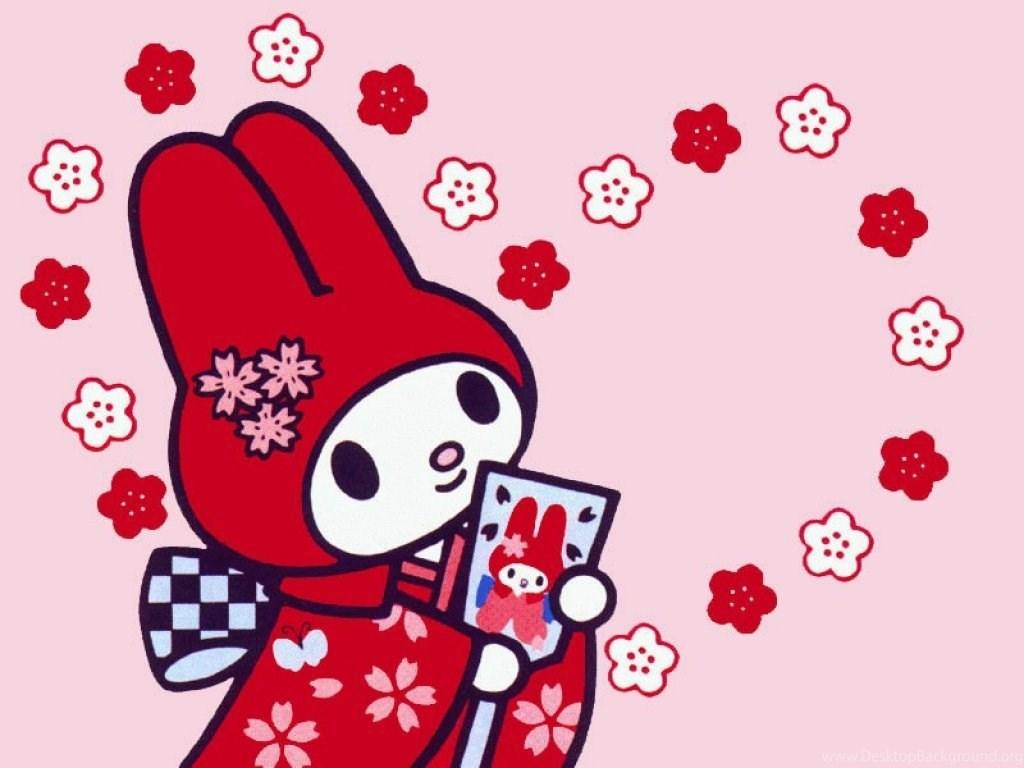 My Melody Desktop Wallpapers Wallpaper Cave