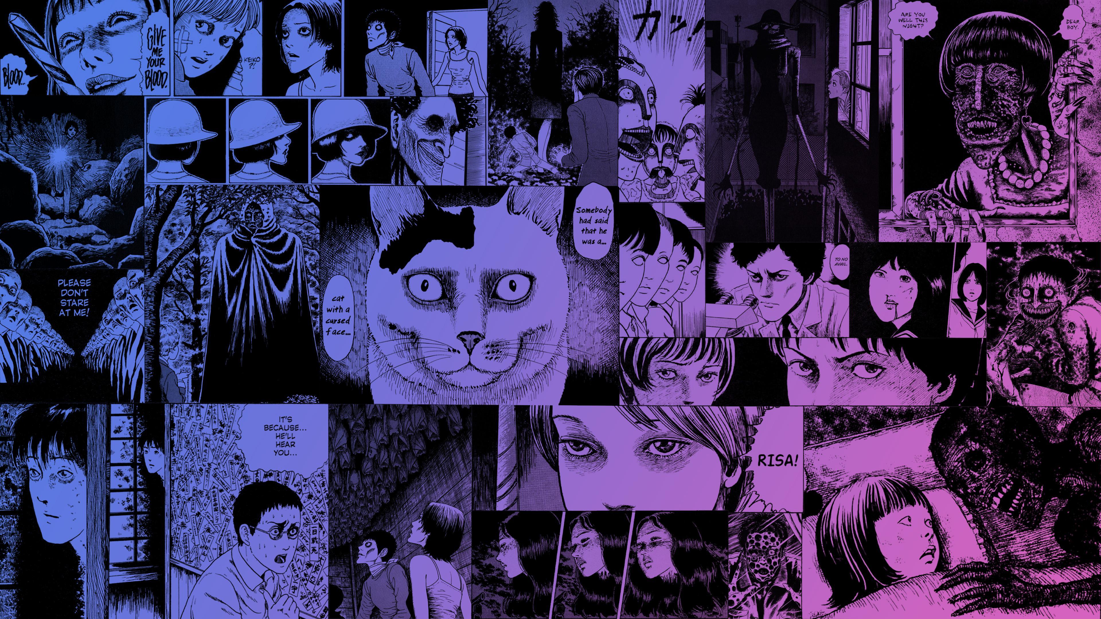 Junji Ito Desktop Wallpapers - Wallpaper Cave