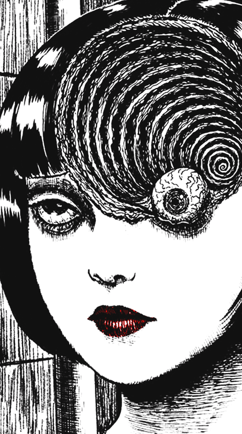 Tomie Phone Wallpapers - Wallpaper Cave