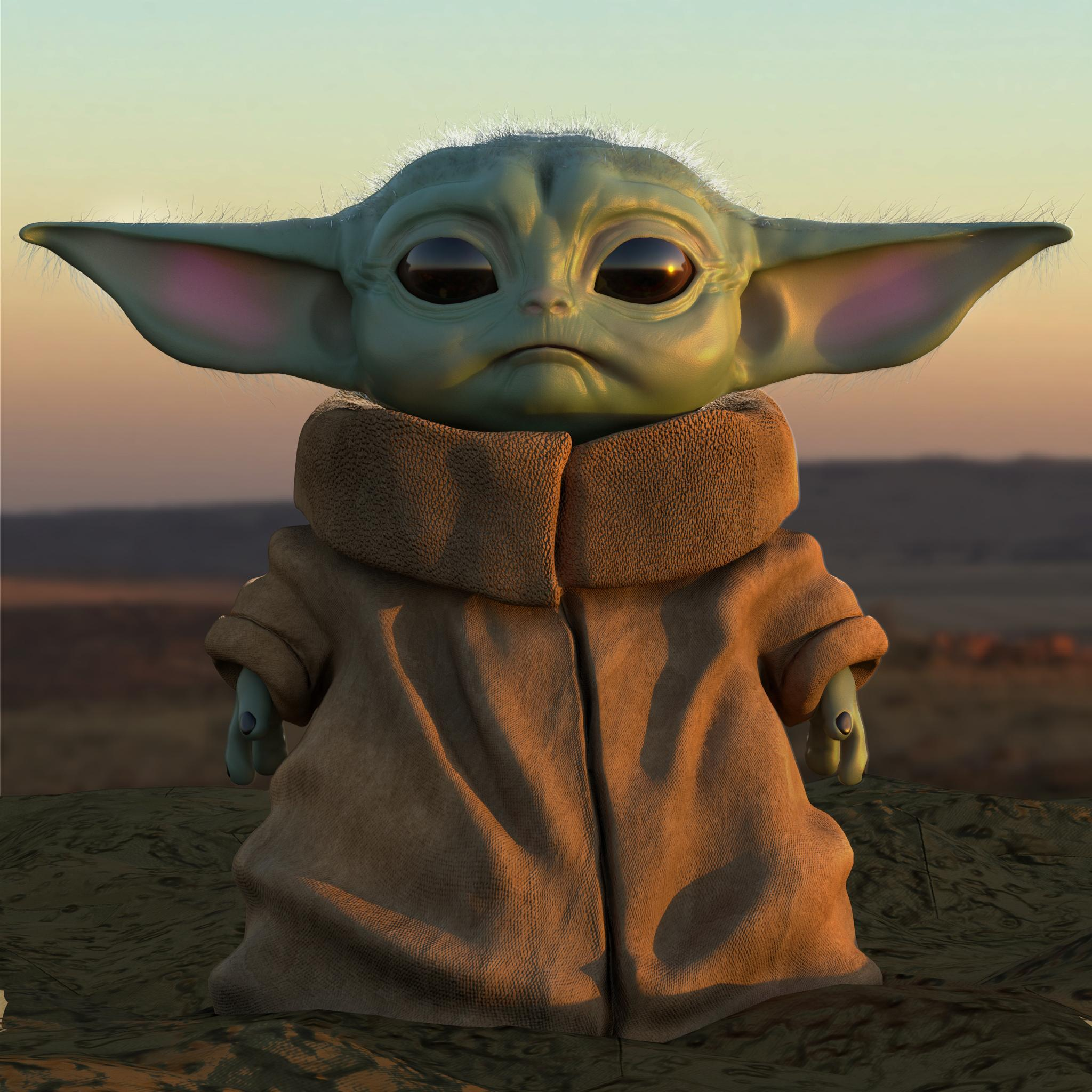Baby Yoda Phone Wallpapers - Wallpaper Cave