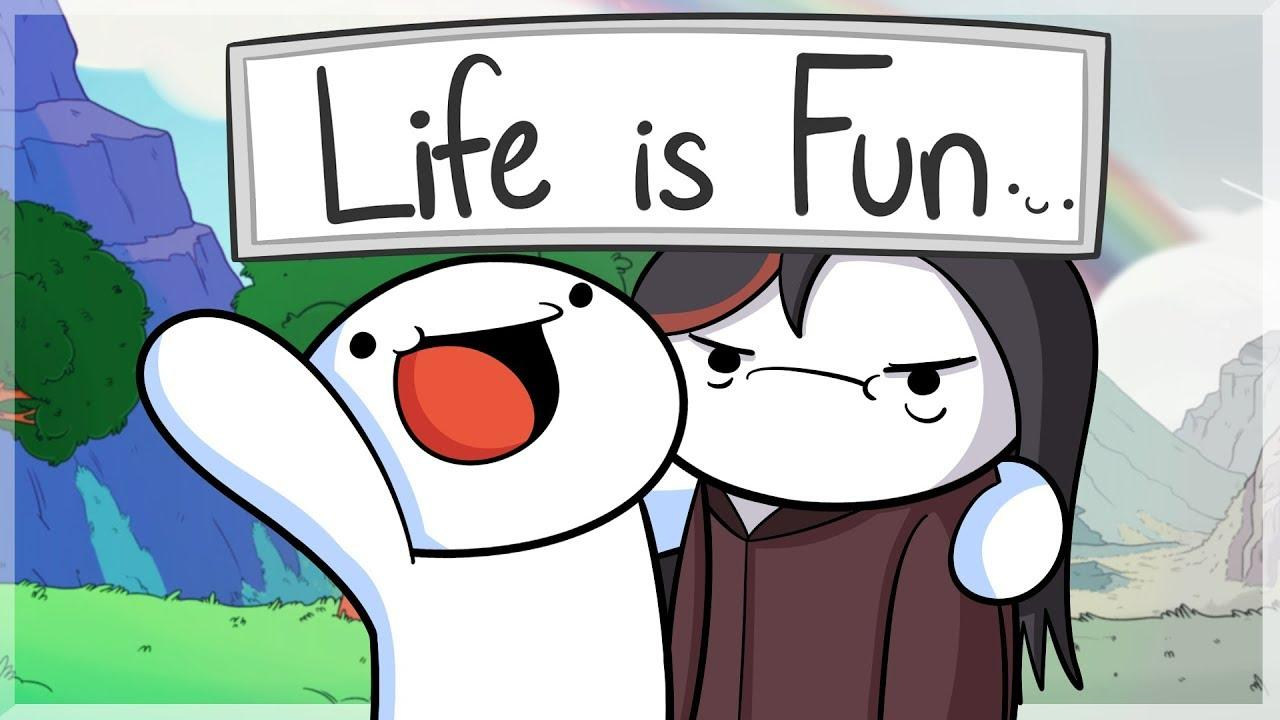Life Is Fun Wallpapers Wallpaper Cave