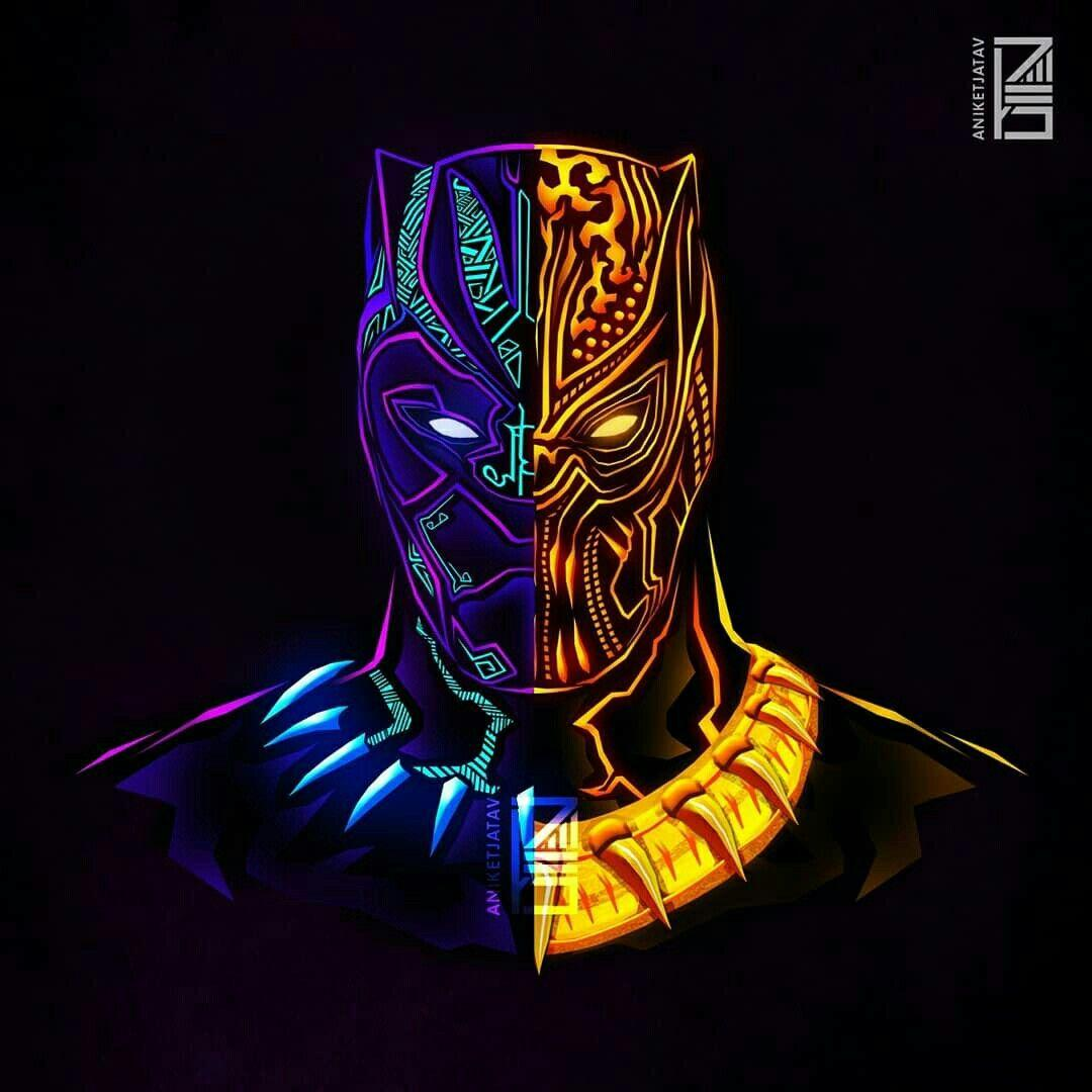 Black Panther Villain Cartoon Wallpapers Wallpaper Cave