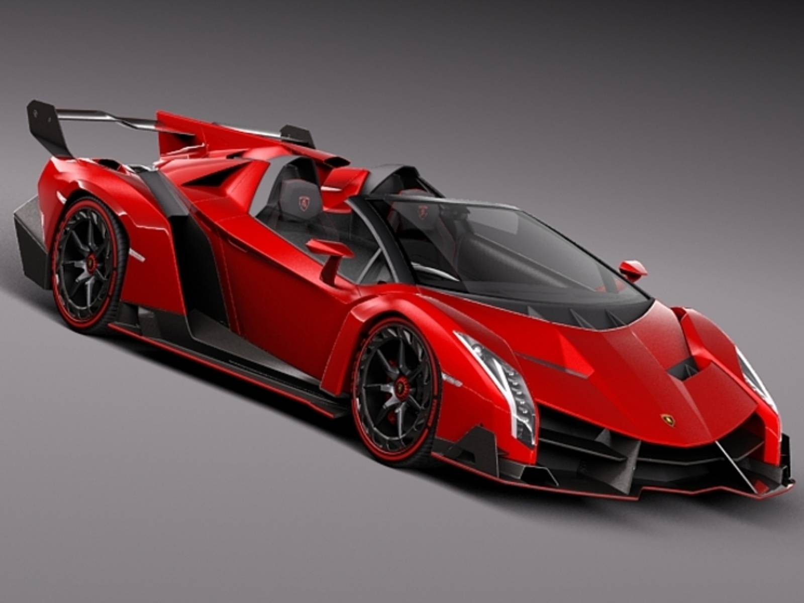 Black And Red Lambo Wallpapers Wallpaper Cave