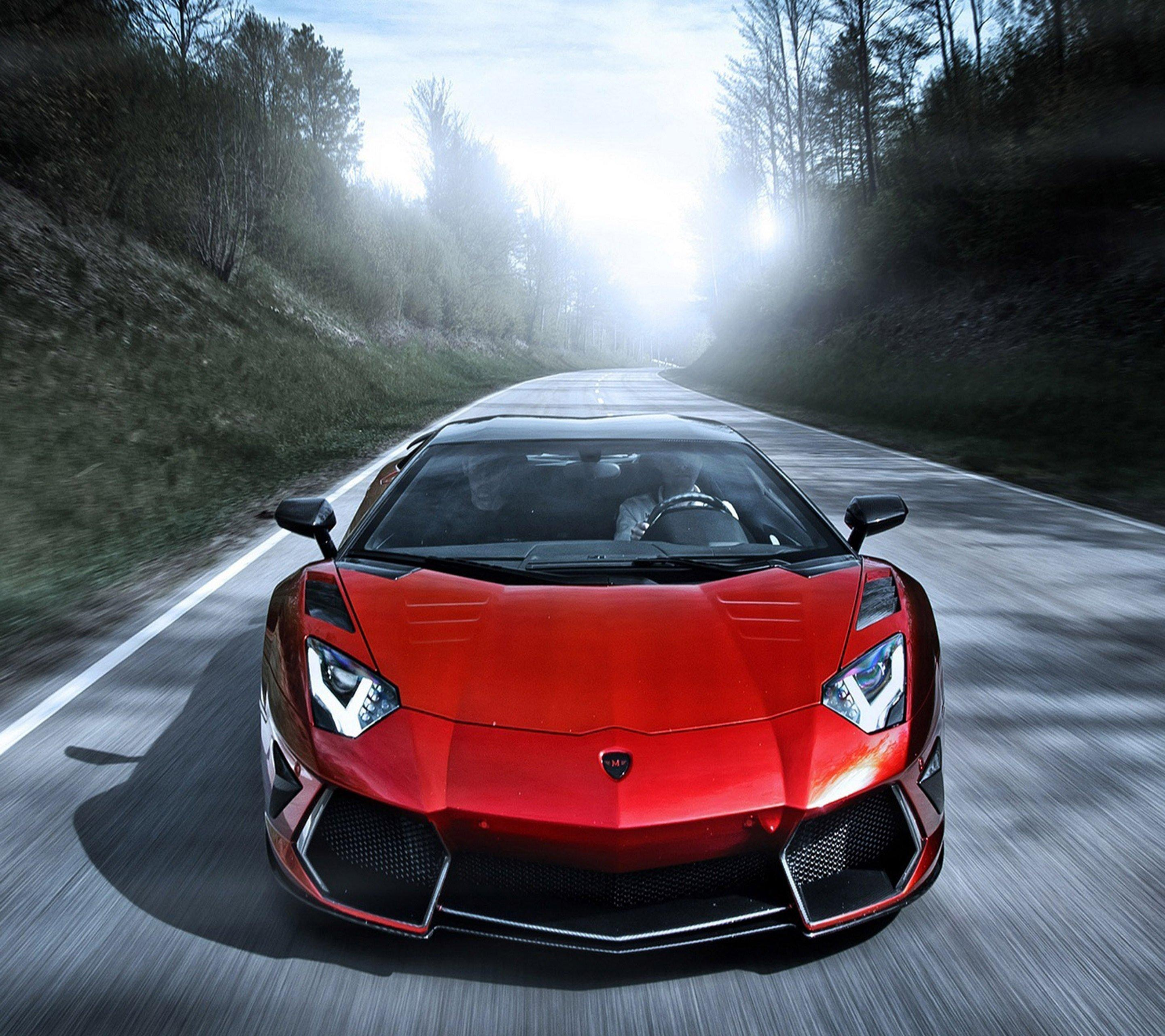 Black And Red Lambo Wallpapers - Wallpaper Cave