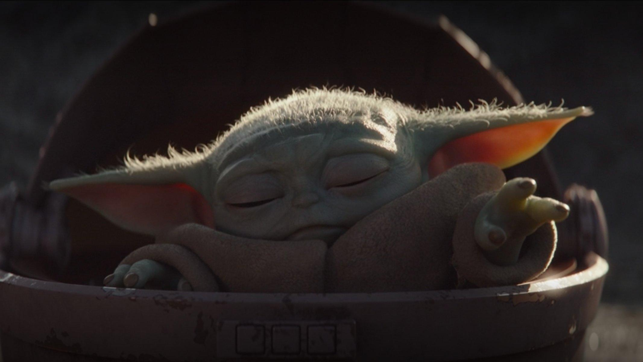 Baby Yoda Wallpapers - Wallpaper Cave