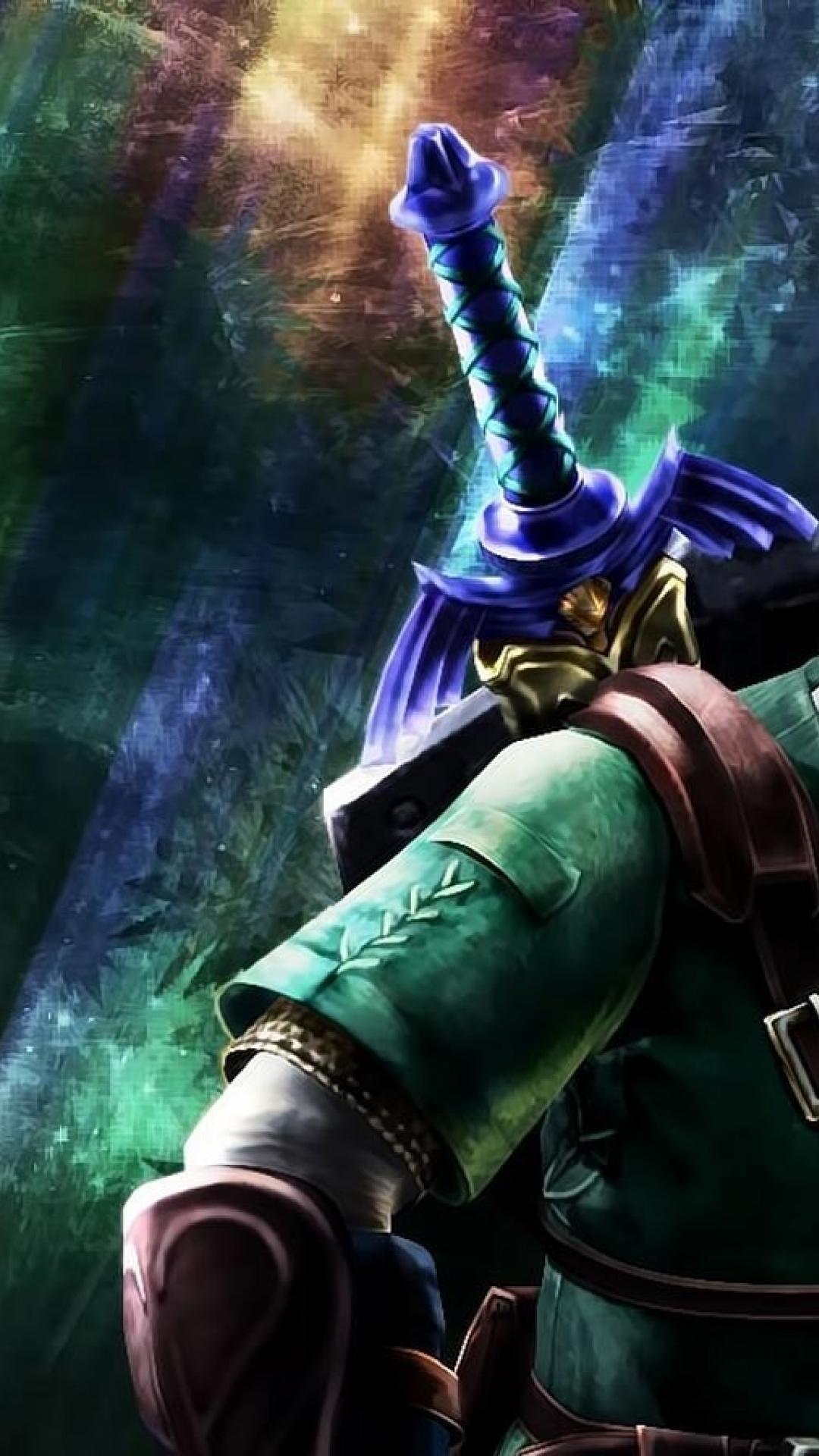 Legend Of Zelda Android Wallpapers Wallpaper Cave