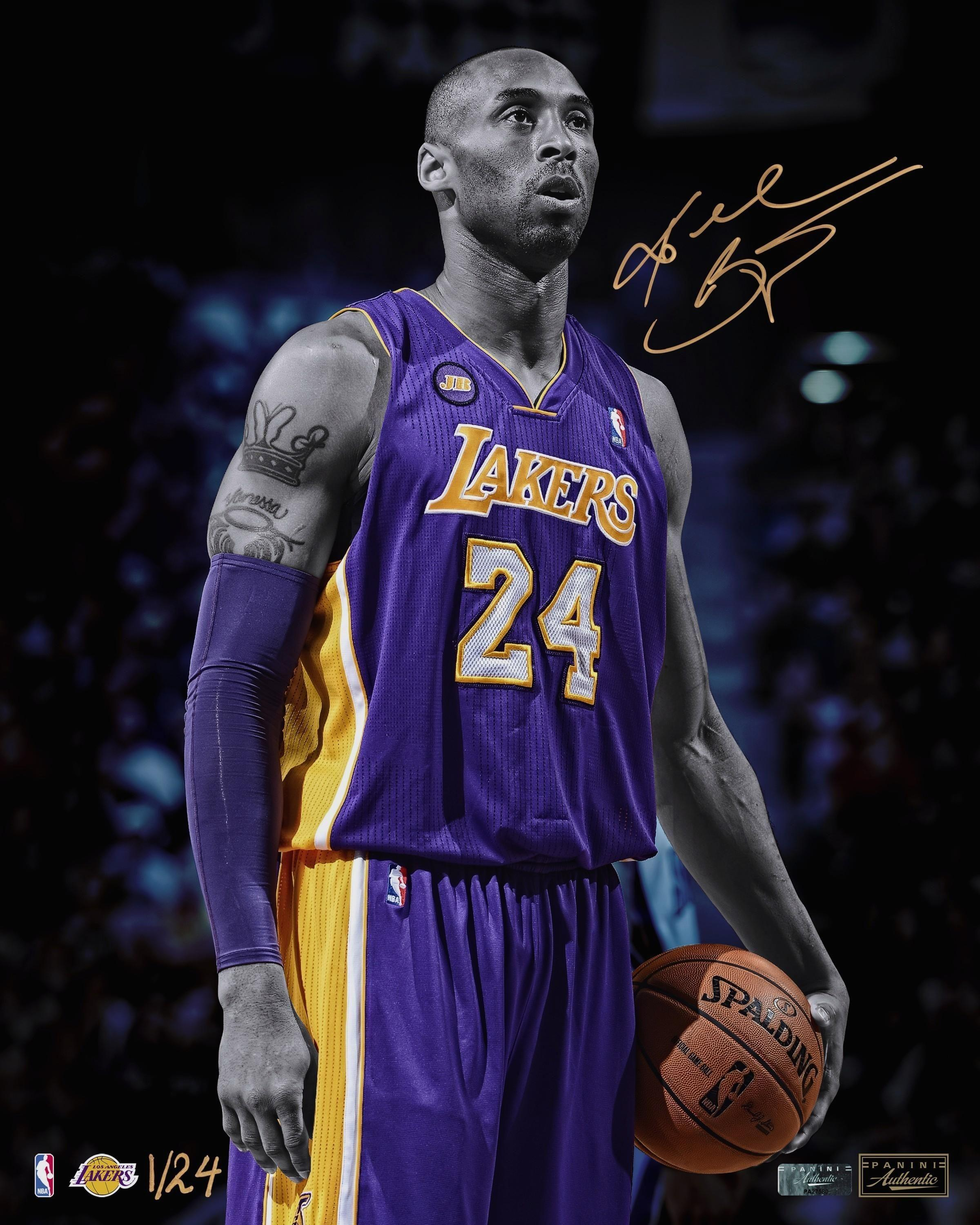 Kobe Bryant Aesthetic Wallpapers Wallpaper Cave