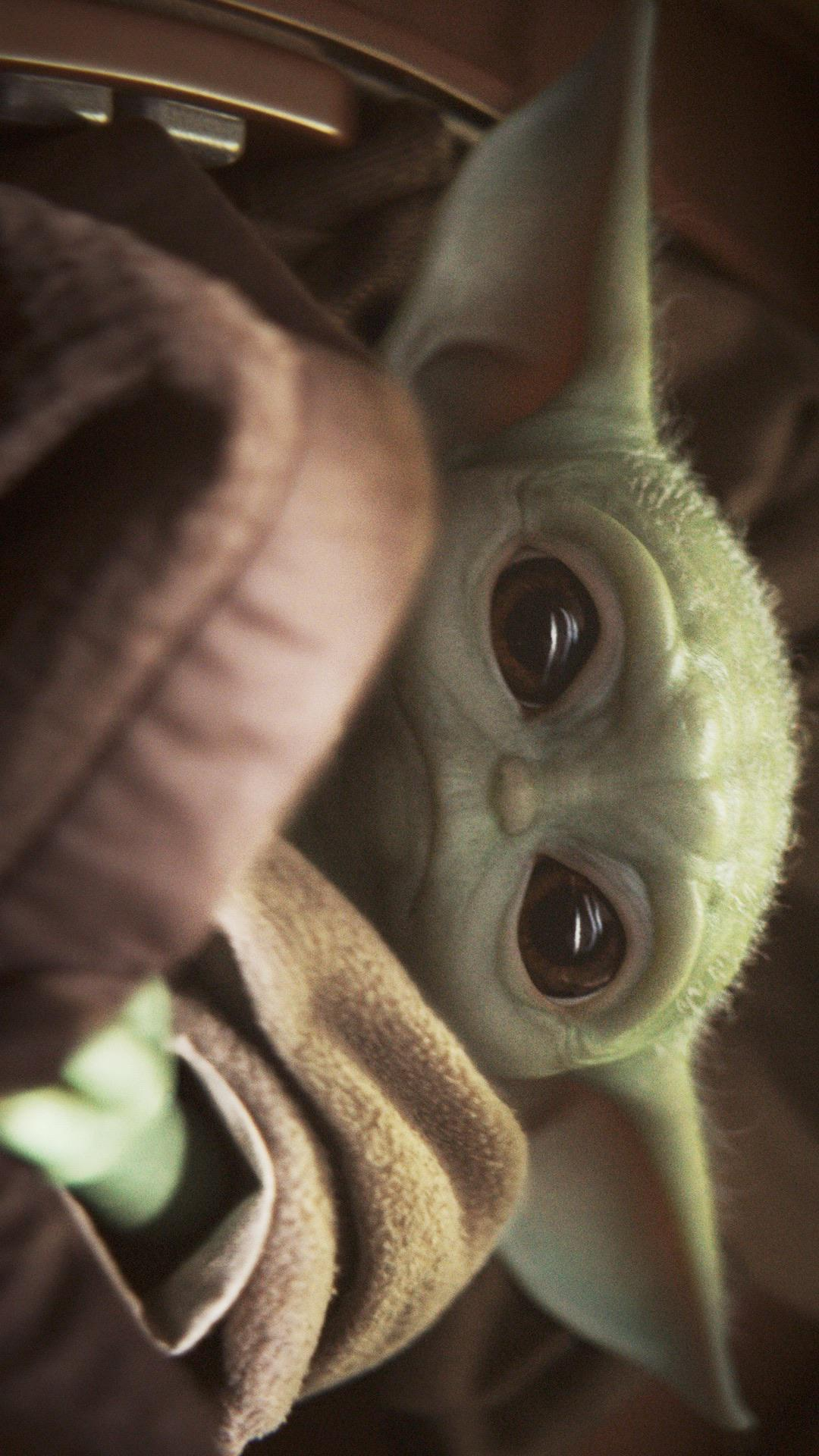 Baby Yoda Wallpapers Wallpaper Cave