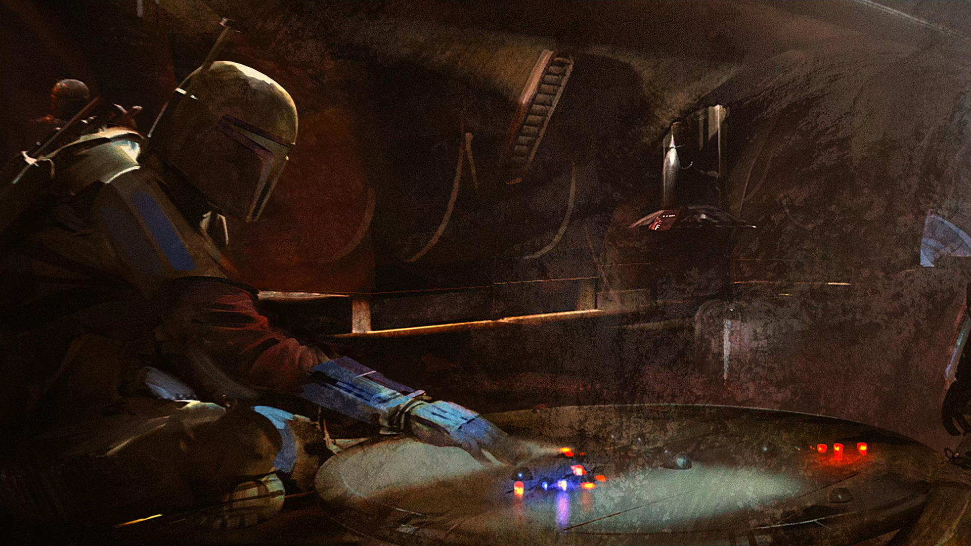 The Mandalorian Art 2020 Wallpapers Wallpaper Cave