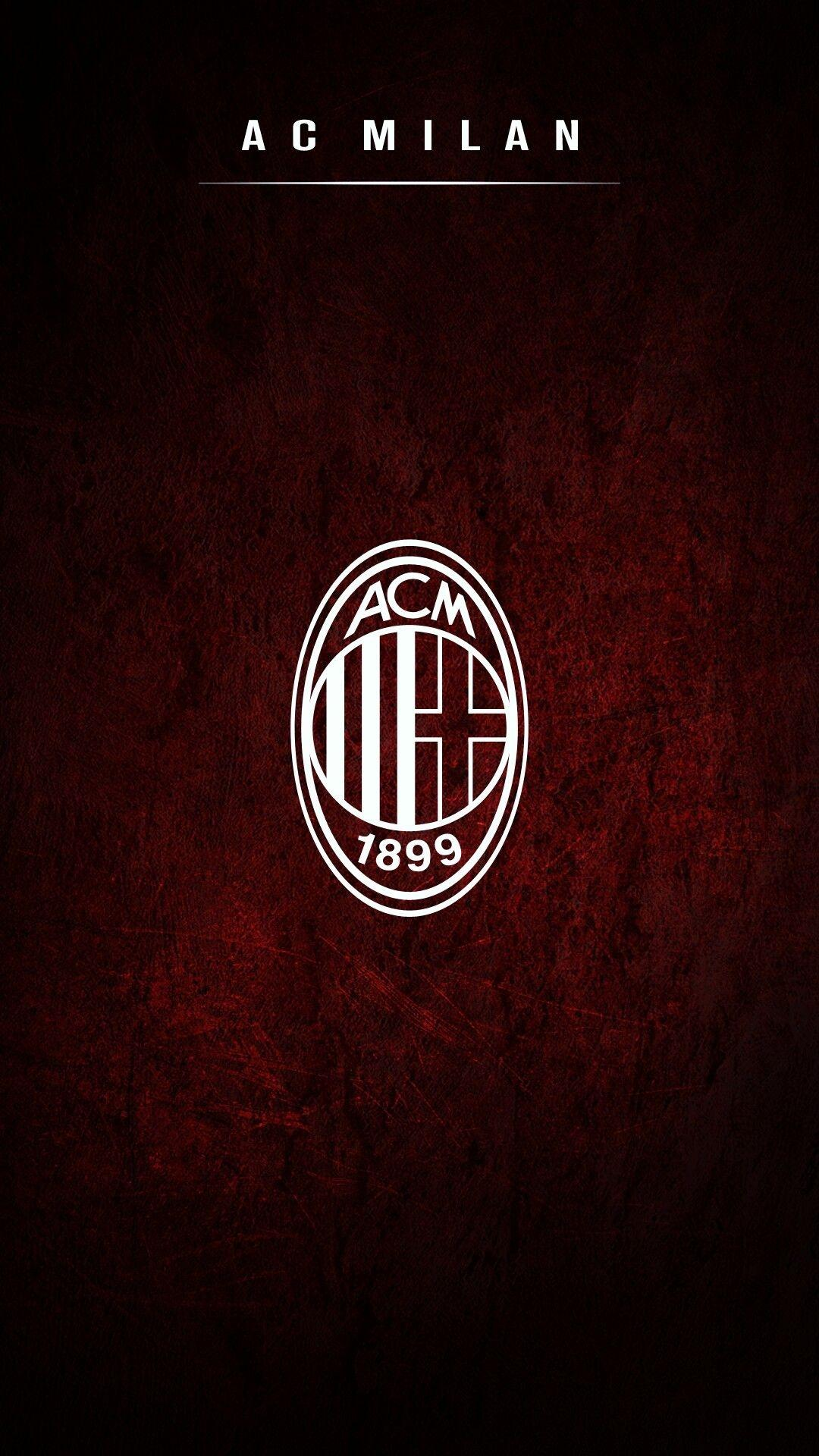 iPhone AC Milan Wallpapers - Wallpaper Cave