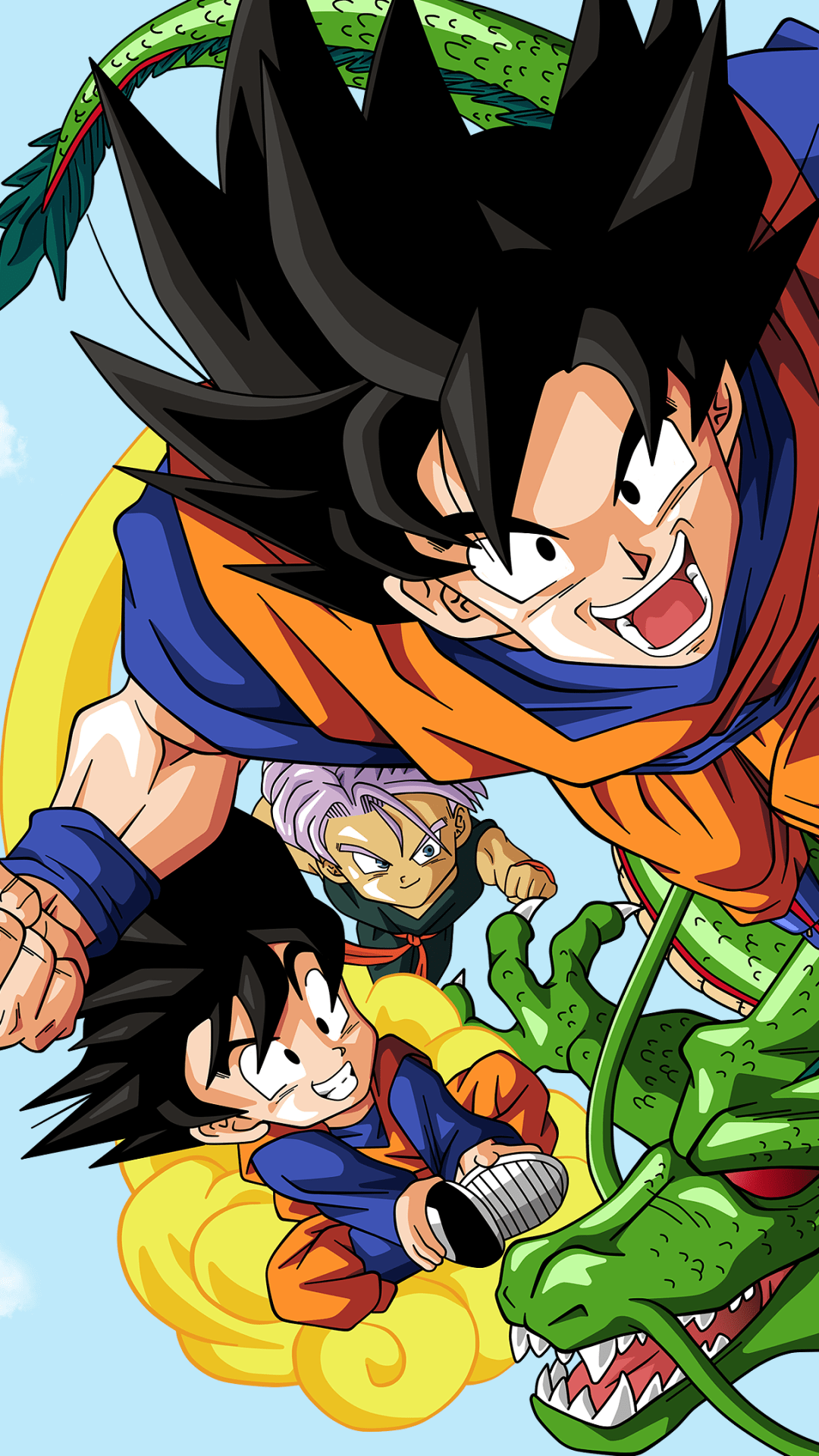 Dragon Ball Z iPhone HD Wallpapers - Wallpaper Cave
