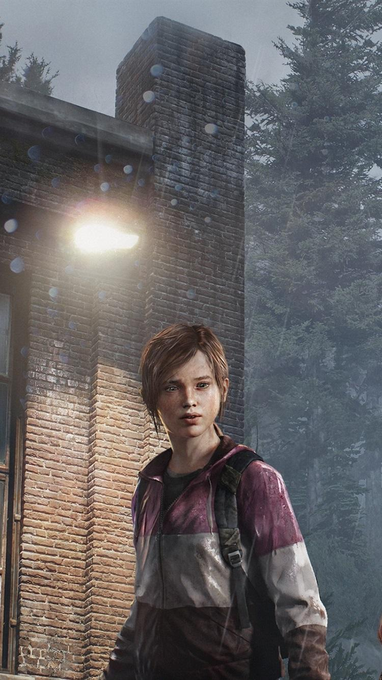 The Last Of Us Iphone Wallpapers Wallpaper Cave