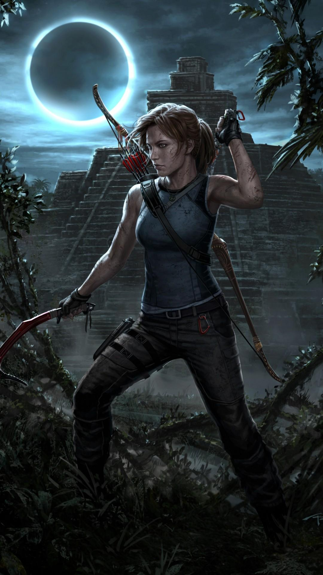 Android Tomb Raider Wallpapers Wallpaper Cave