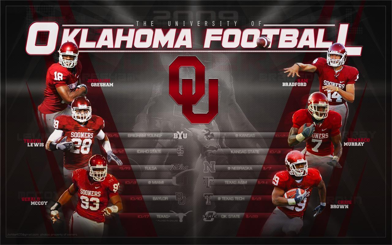 Oklahoma Sooners Football Wallpapers Wallpaper Cave