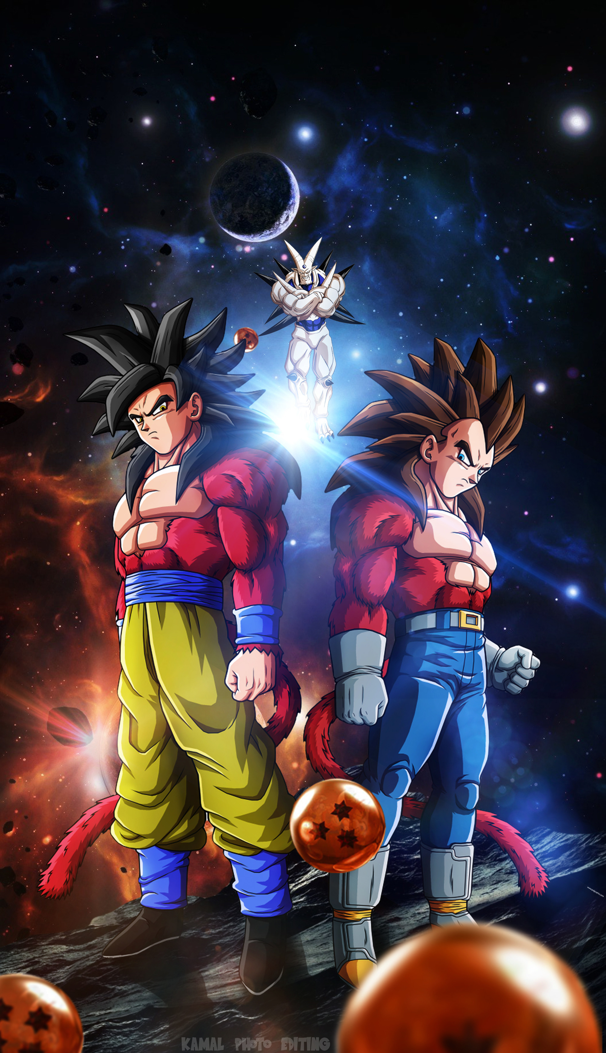 Dragon Ball Phone Wallpapers Wallpaper Cave