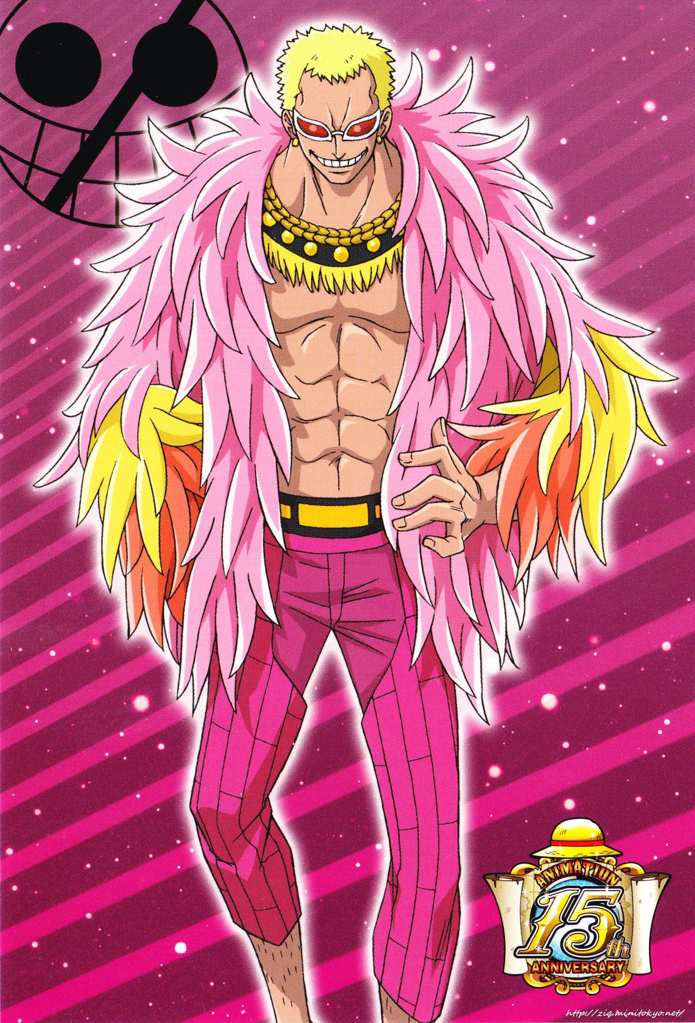 Android Doflamingo One Piece Wallpapers Wallpaper Cave