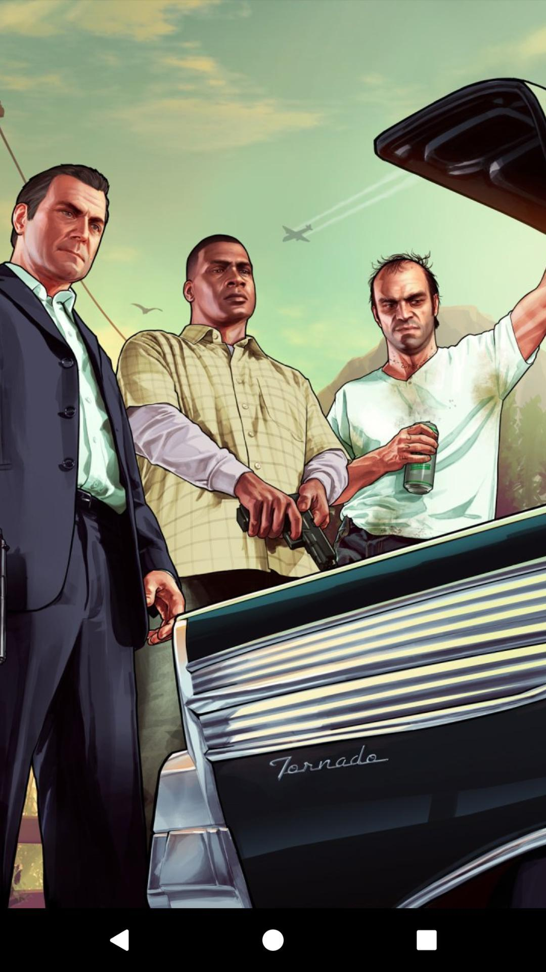 Gta 5 Wallpaper For Android Free Download