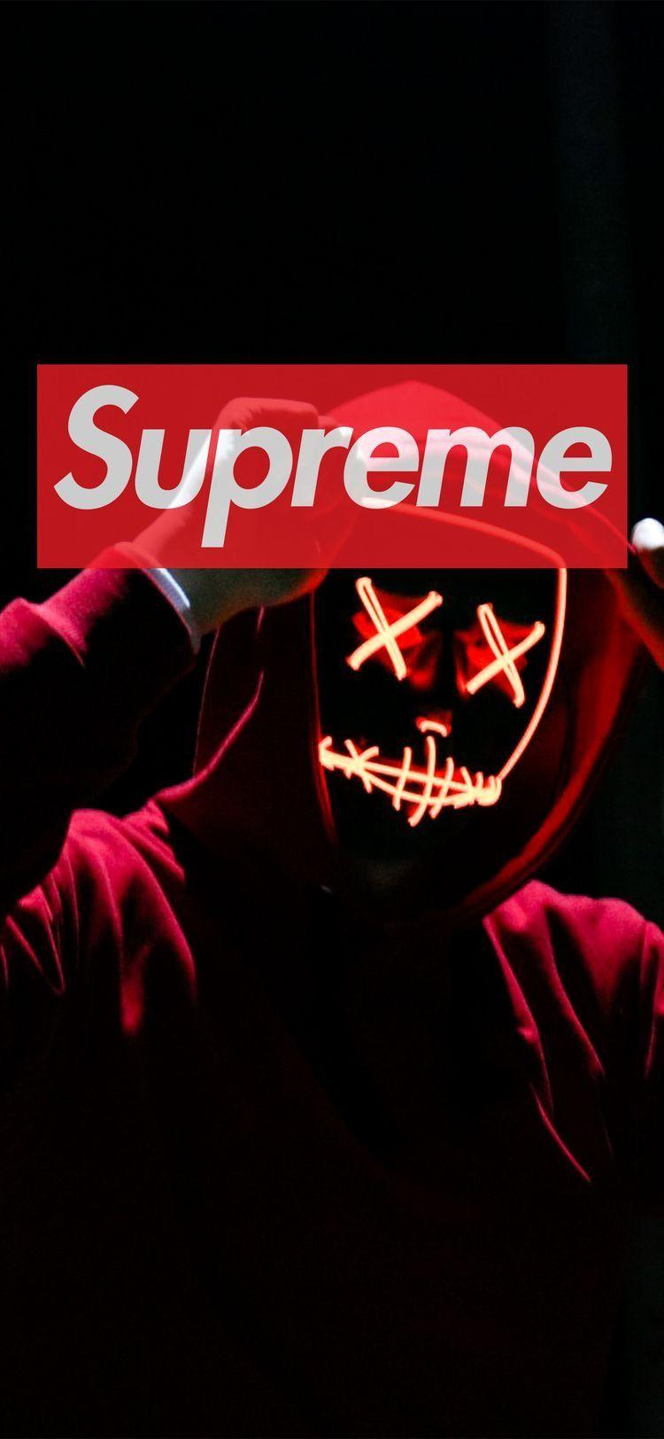 Supreme Iphone Xr Wallpapers Wallpaper Cave