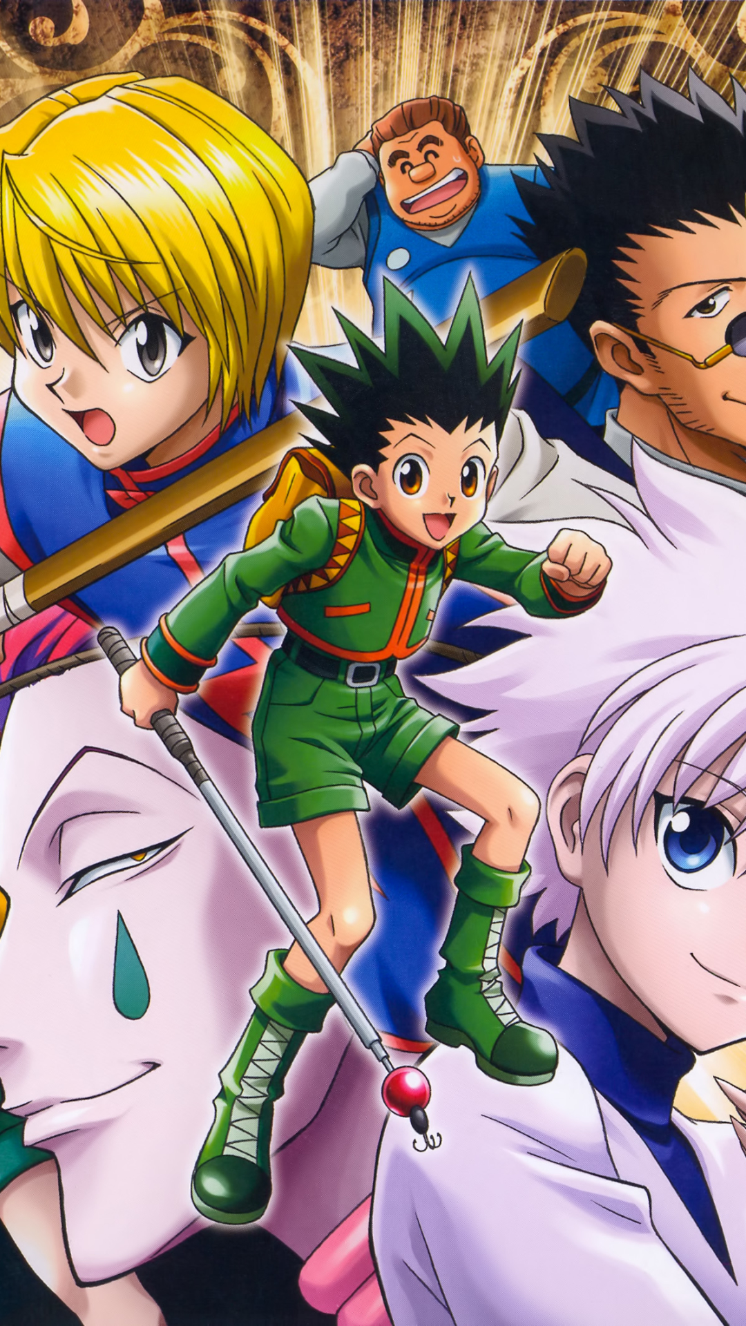 Anime/Hunter X Hunter
