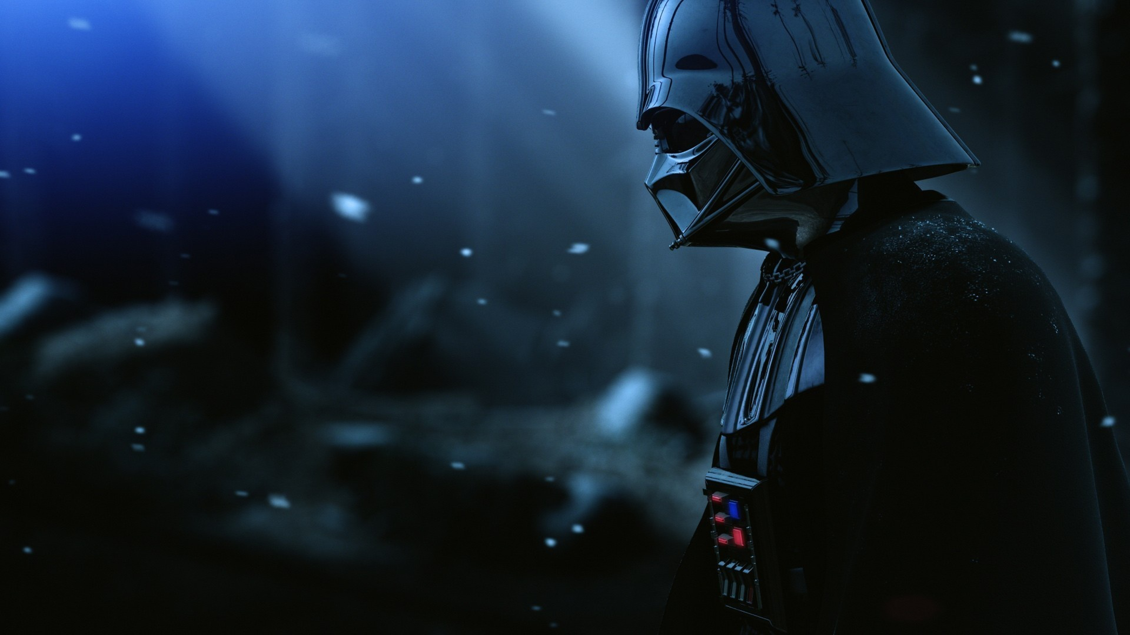 Blue Star Wars Desktop 4k Wallpapers Wallpaper Cave