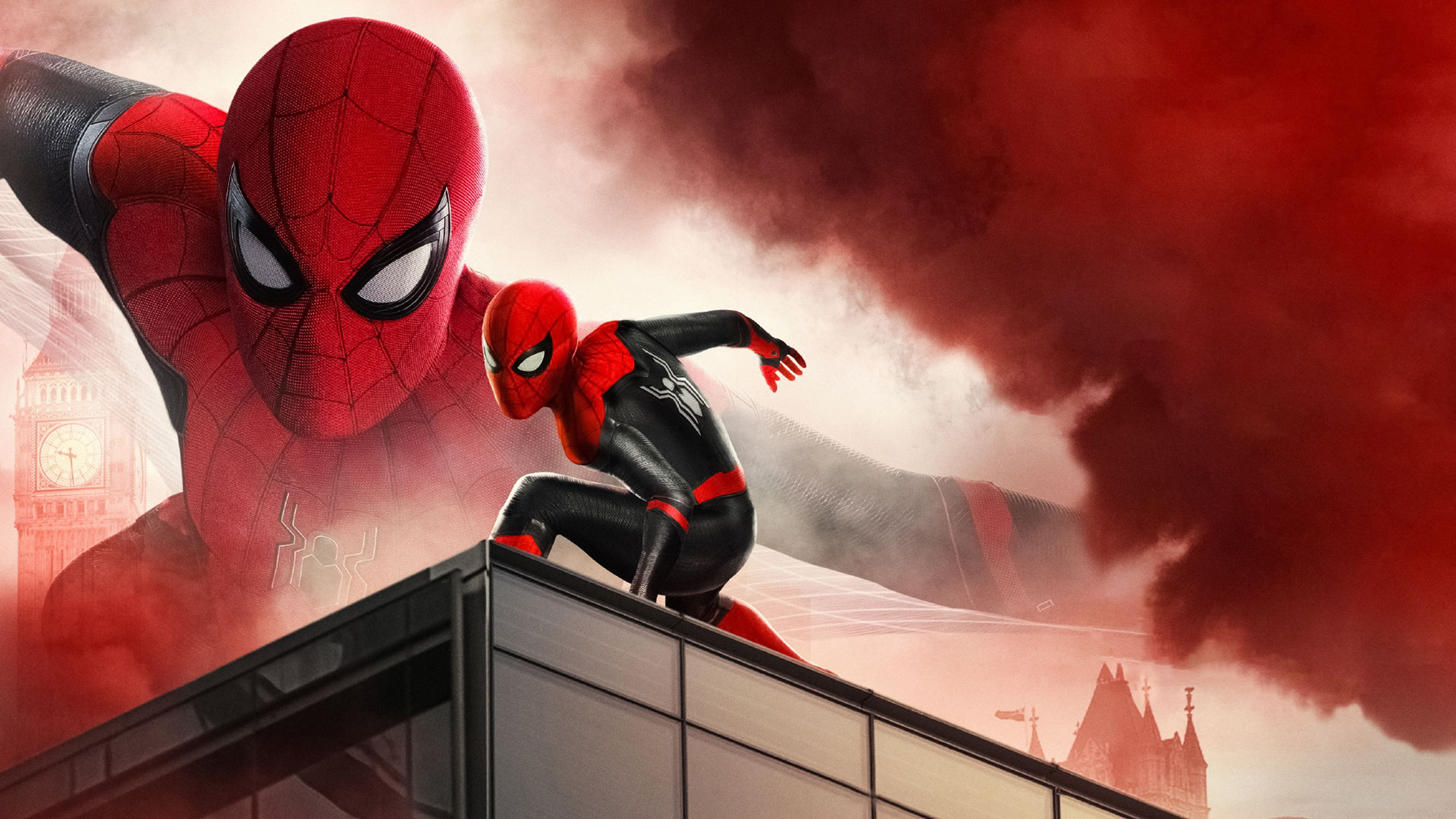 Spider Man Far From Home Computer Wallpapers - Wallpaper Cave