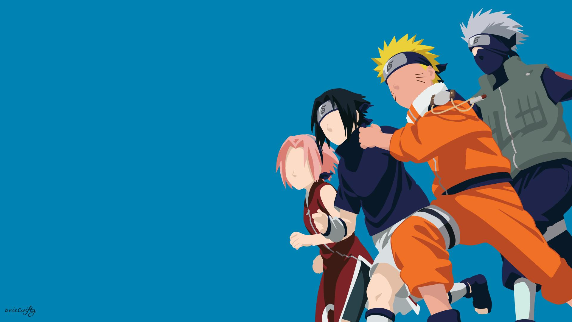 Aesthetic Hd Naruto Desktop Wallpapers Wallpaper Cave