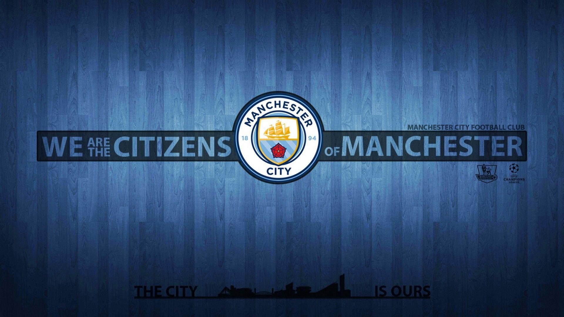 Manchester City For Desktop Wallpapers