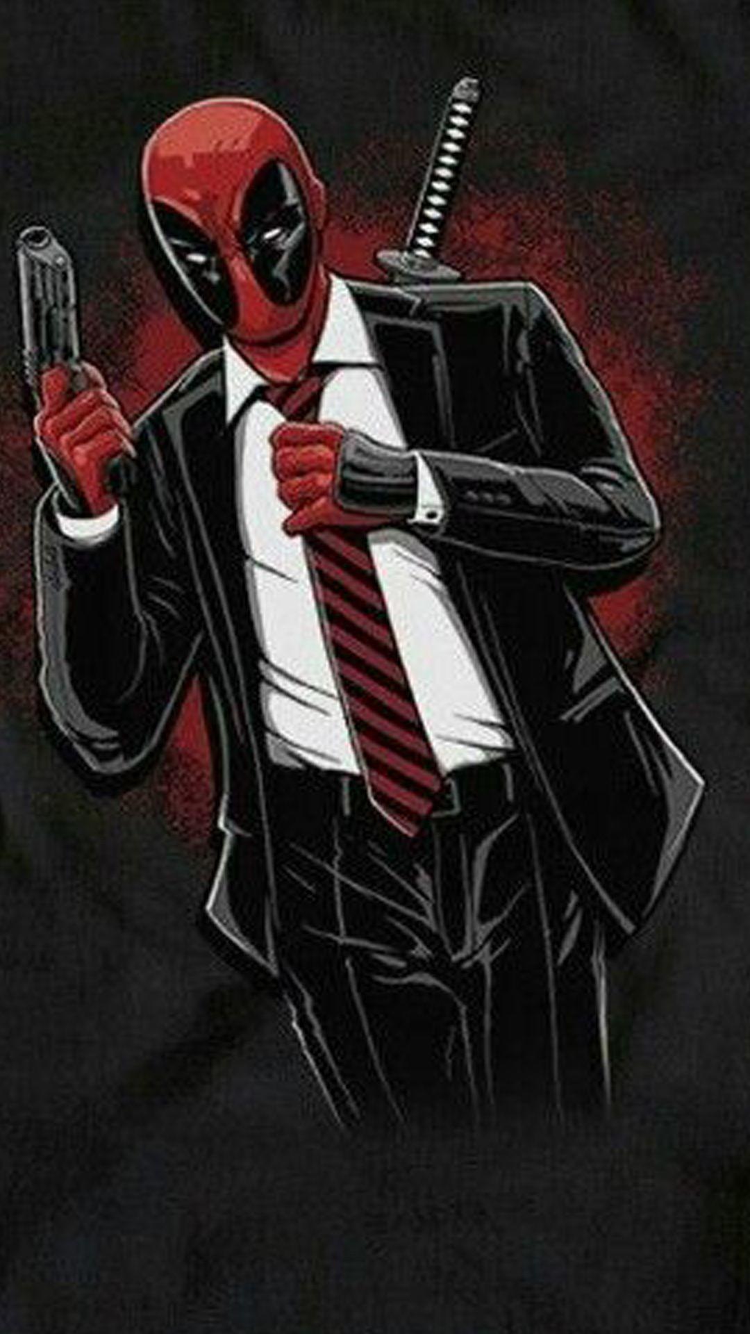 Deadpool Hd 4k Iphone Wallpapers Wallpaper Cave