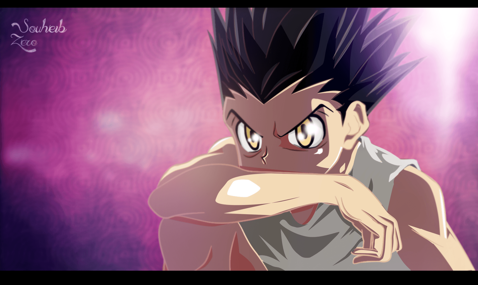 Adult Gon Wallpapers Wallpaper Cave