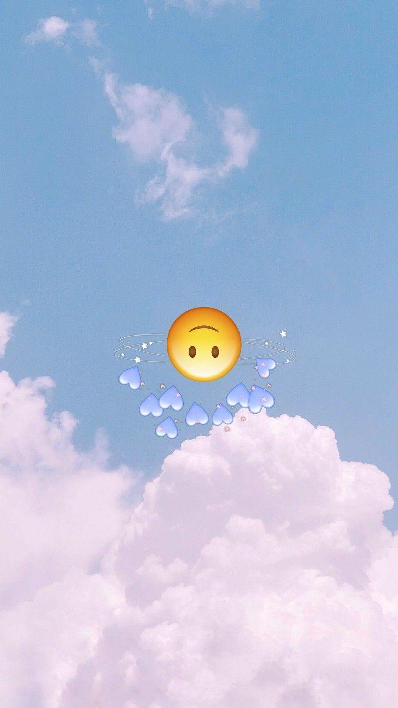 Emoji Aesthetic Wallpapers Wallpaper Cave