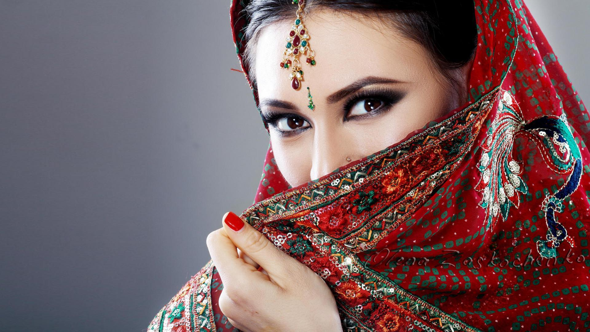 Beautiful Indian Woman Wallpapers Wallpaper Cave