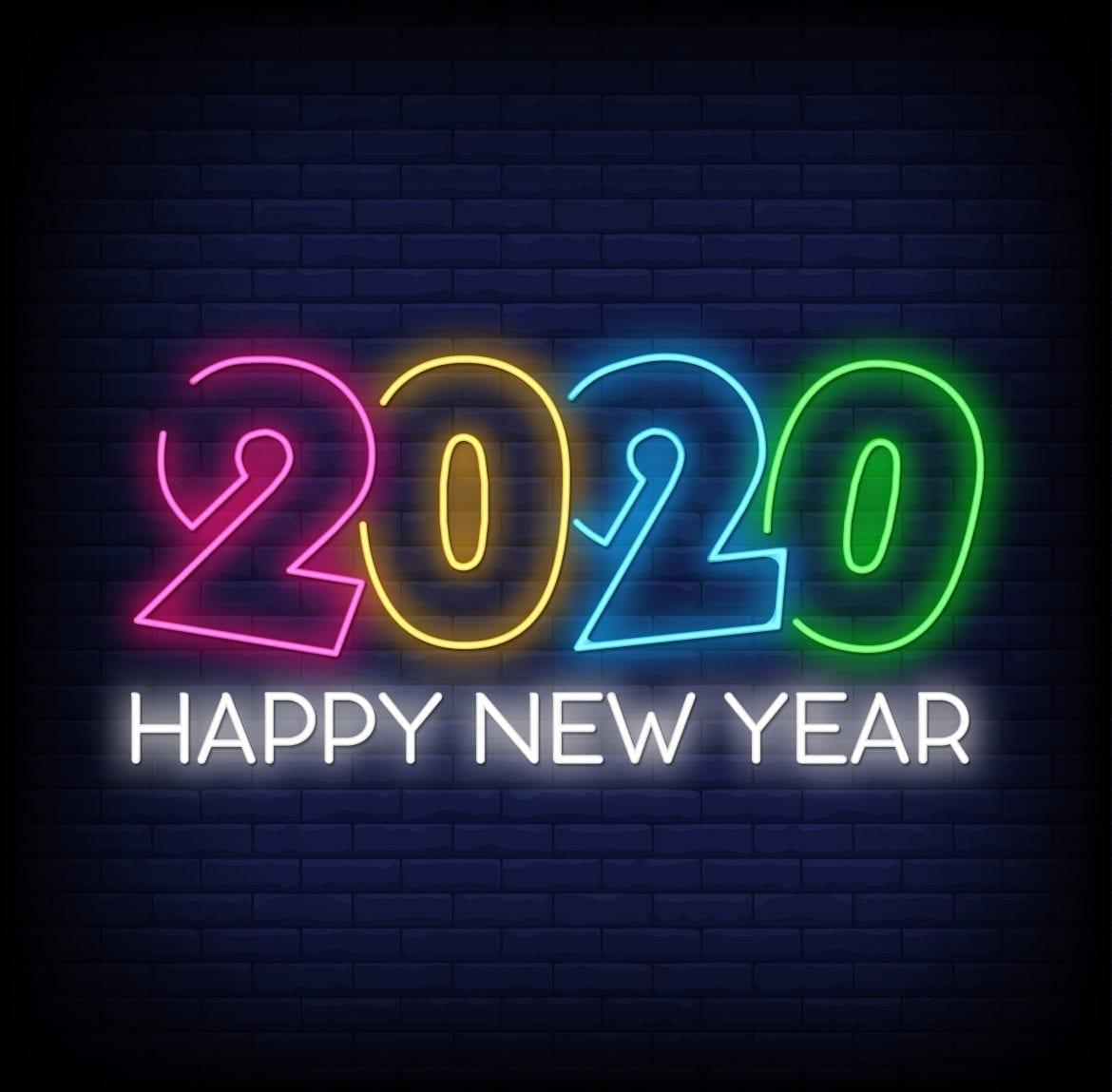 Happy New Year 2020 Wallpapers Image
