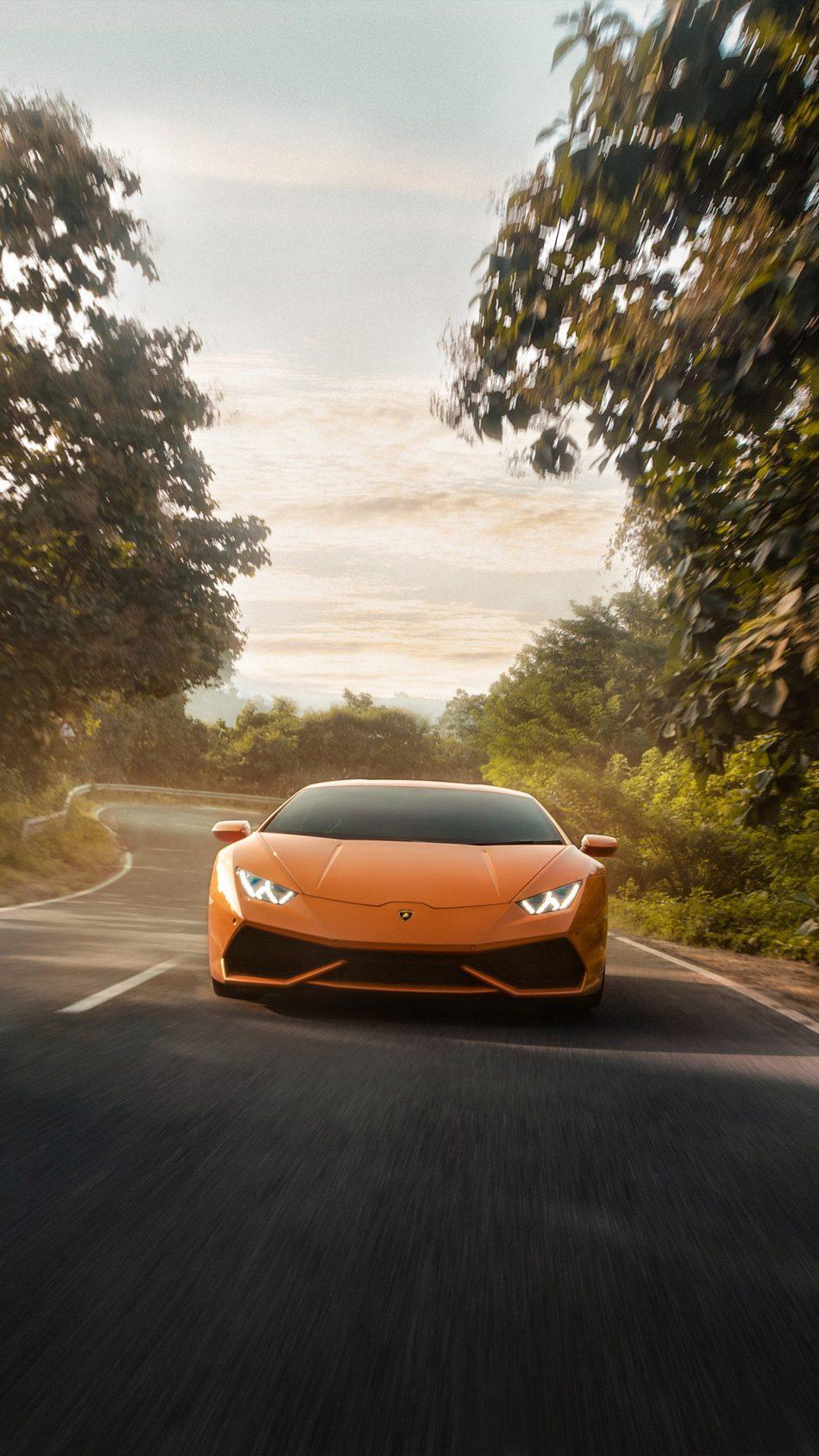 Lamborghini Hd Mobile Wallpapers Wallpaper Cave