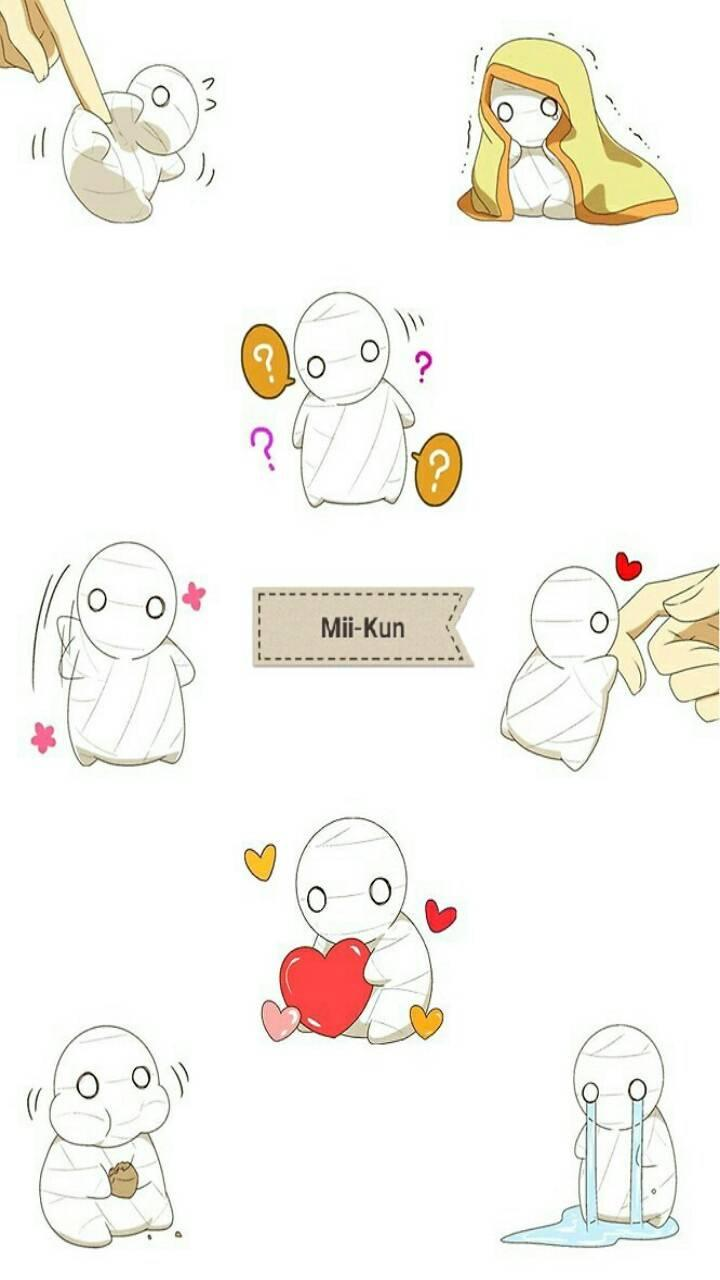 How To Keep A Mummy Wallpapers Wallpaper Cave Mii, mii kun, how to keep a mummy, mummy, anime, cute, kawaii, doki doki, heart, hearts, japanese, manga, adorable, miira no kaikata, chibi. how to keep a mummy wallpapers
