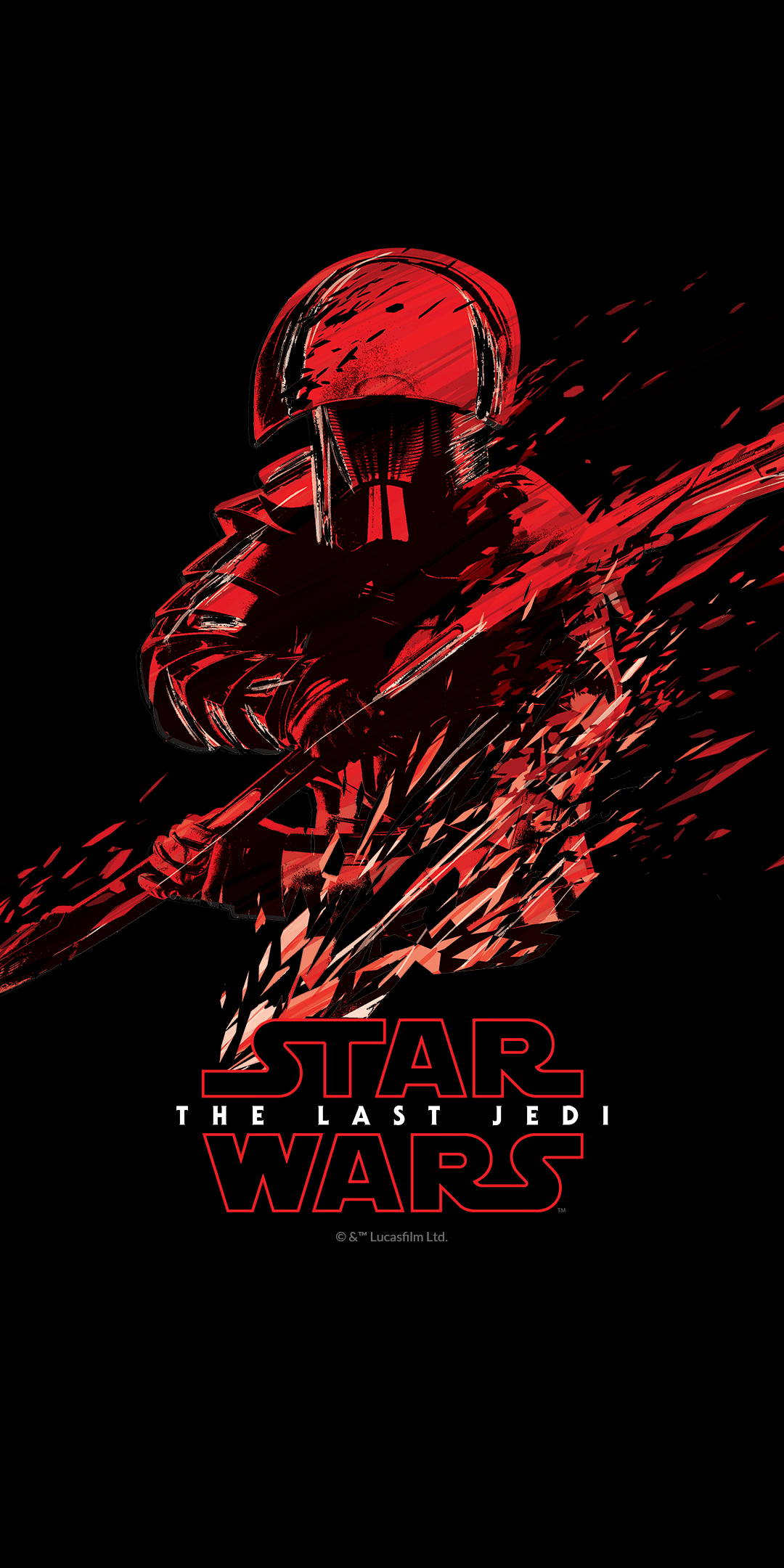 Get all the Star Wars: The Last Jedi wallpapers from the special