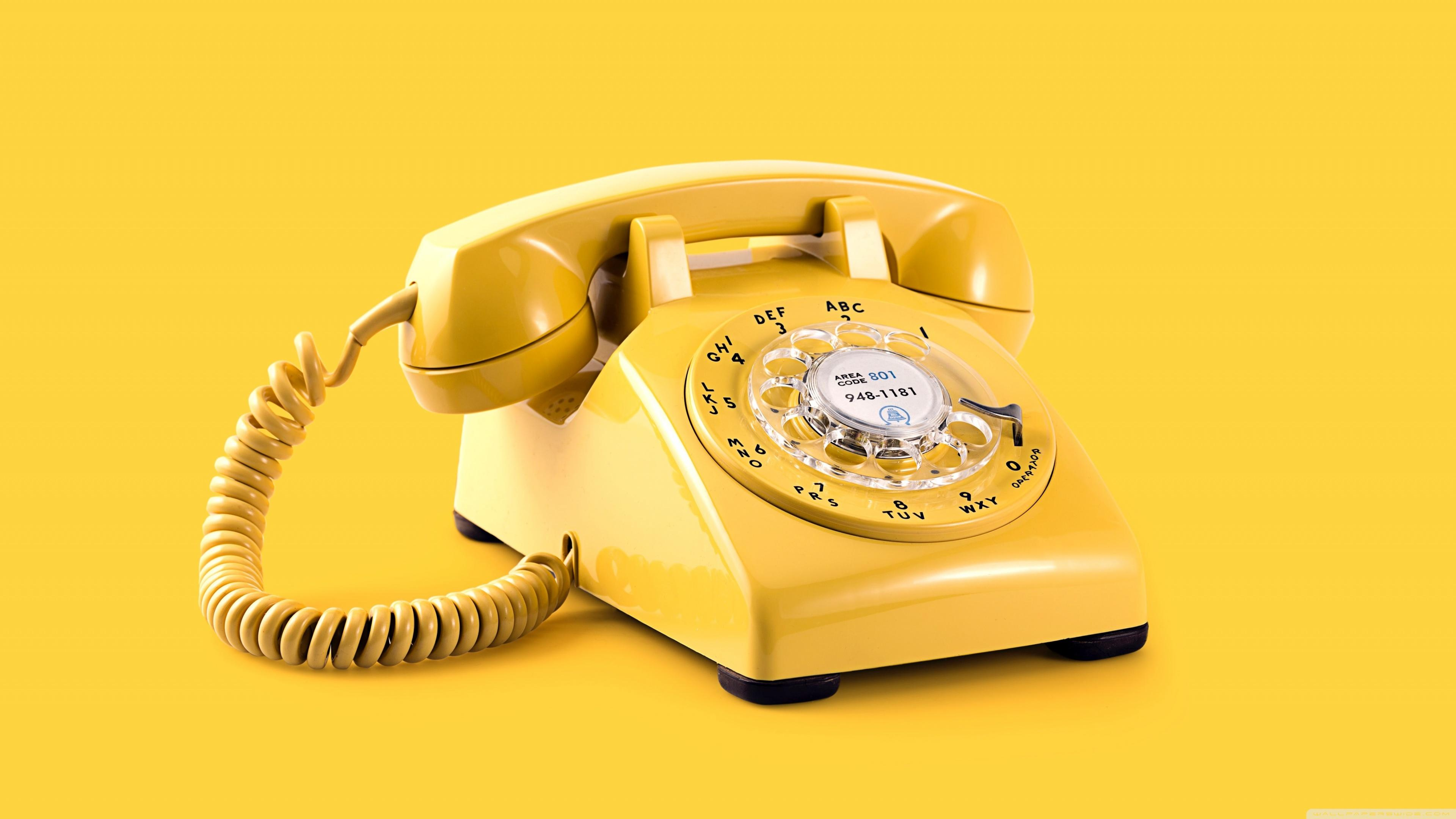 Retro Telephone Aesthetic Ultra HD Desktop Backgrounds Wallpapers