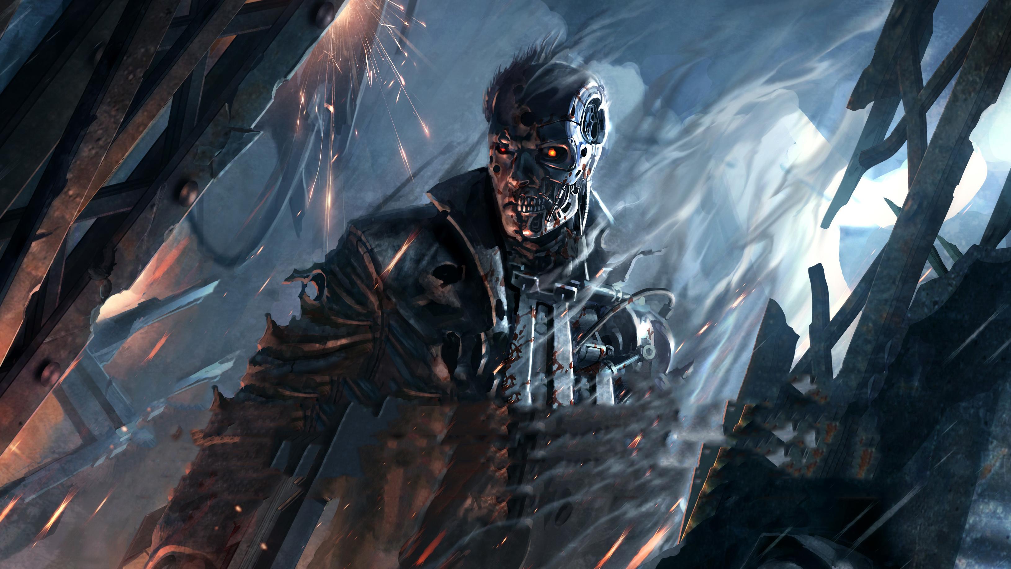 Terminator: Resistance Wallpapers