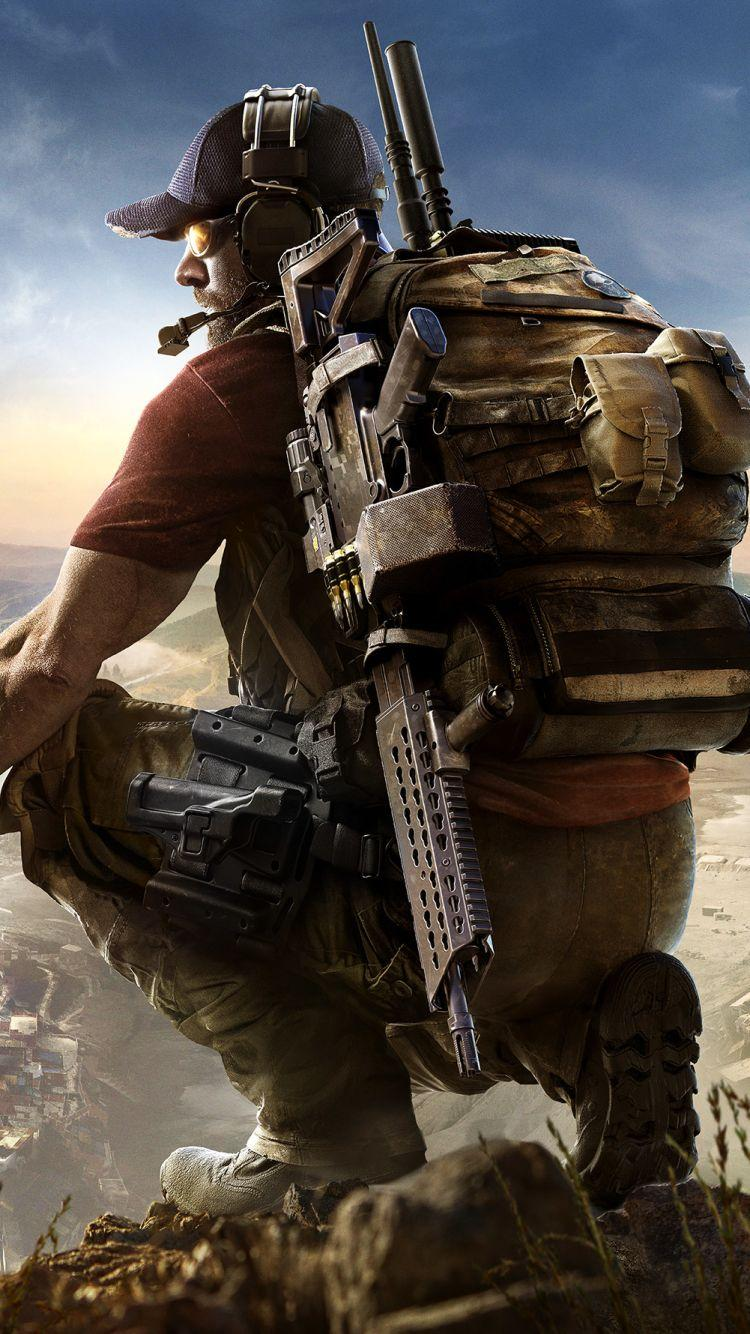 Ghost Recon Wildlands Game Android Wallpapers Wallpaper Cave