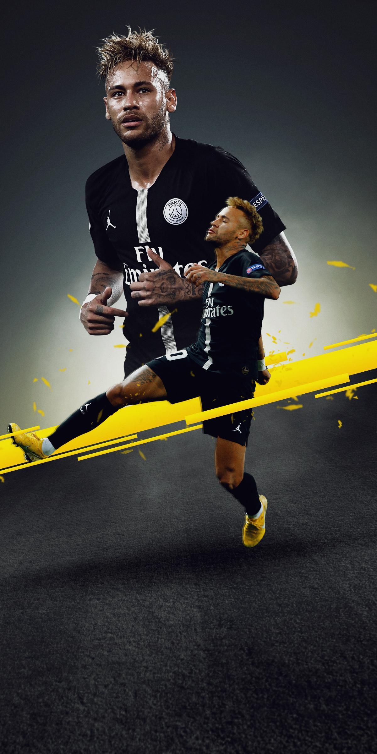 Neymar PSG 2021 Wallpapers - Wallpaper Cave
