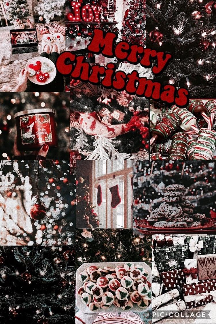 Cute Vsco Christmas Wallpapers Wallpaper Cave