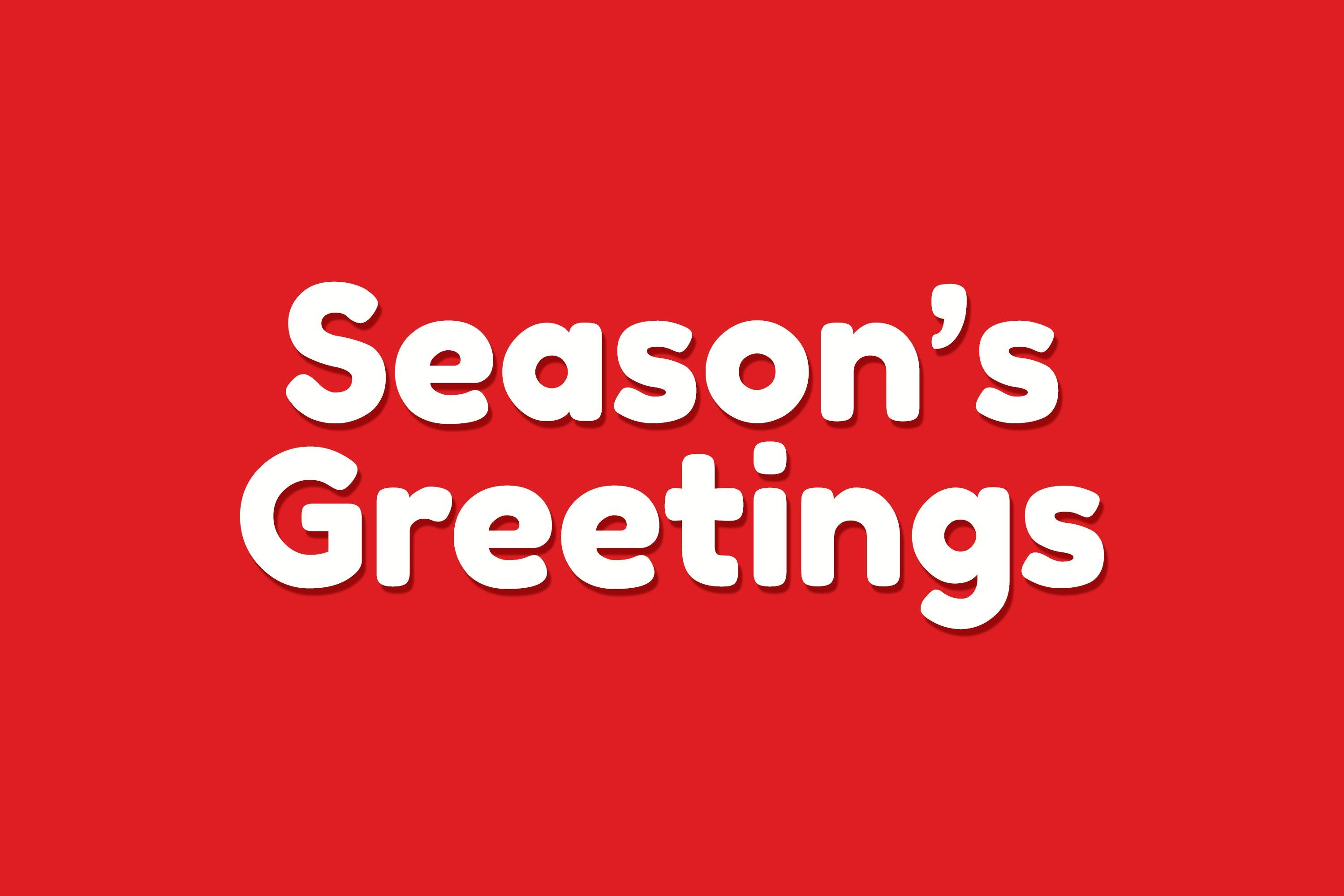 15 Season's Greetings Cards Stock Image, HD Wallpapers