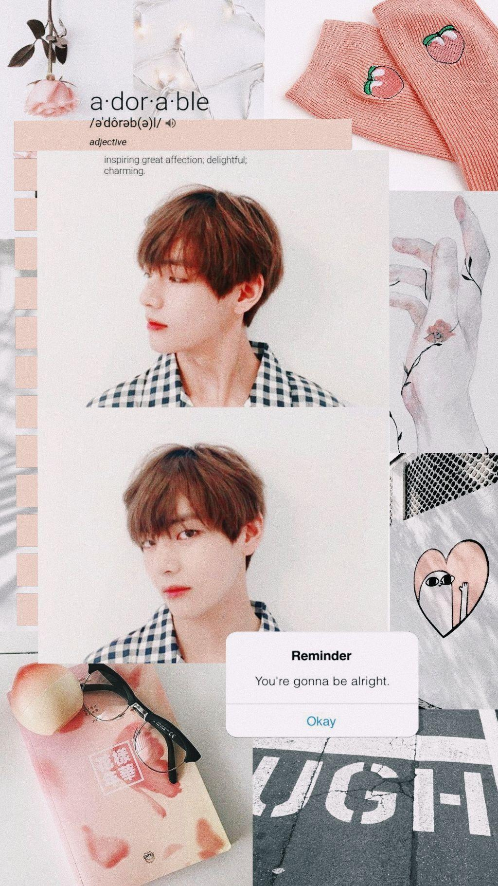 Taehyung Sad Aesthetic Wallpapers Wallpaper Cave