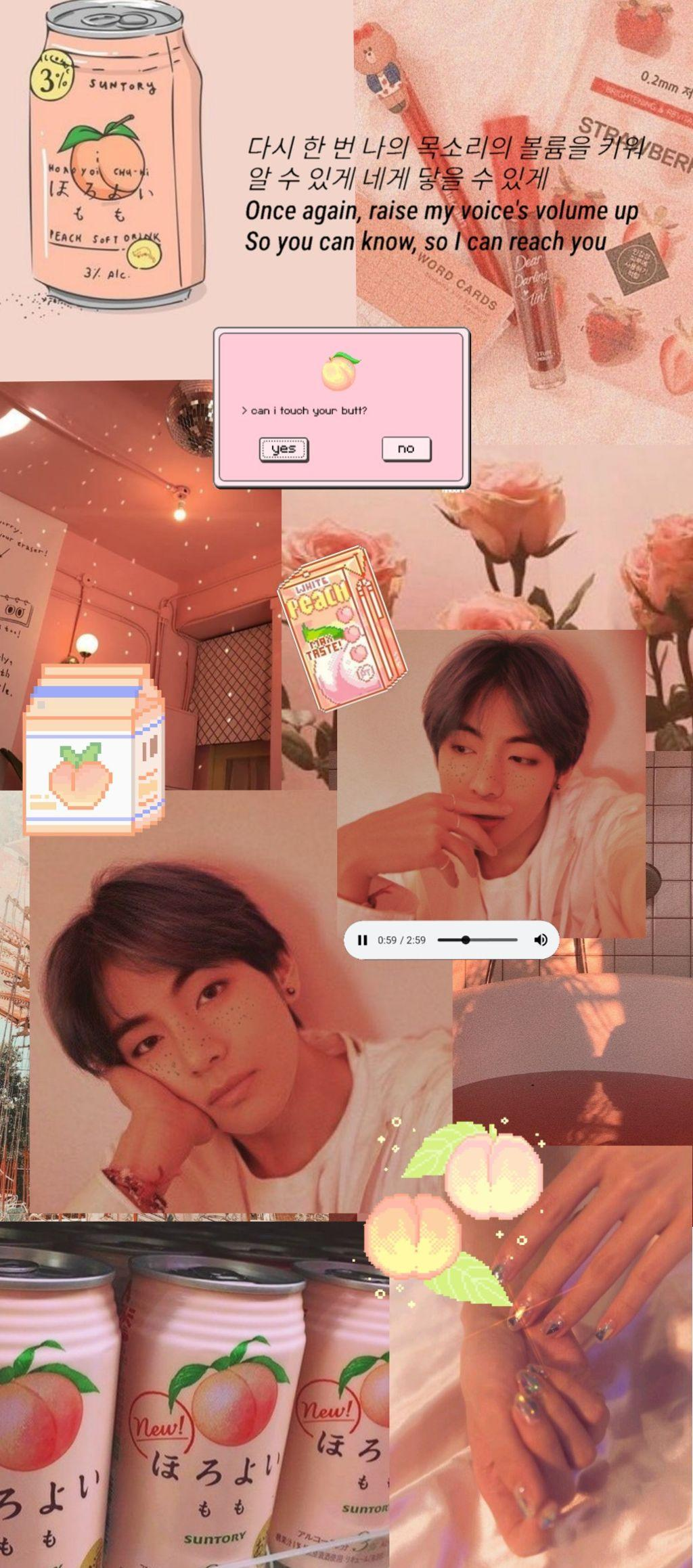 Taehyung Aesthetic Wallpapers Wallpaper Cave