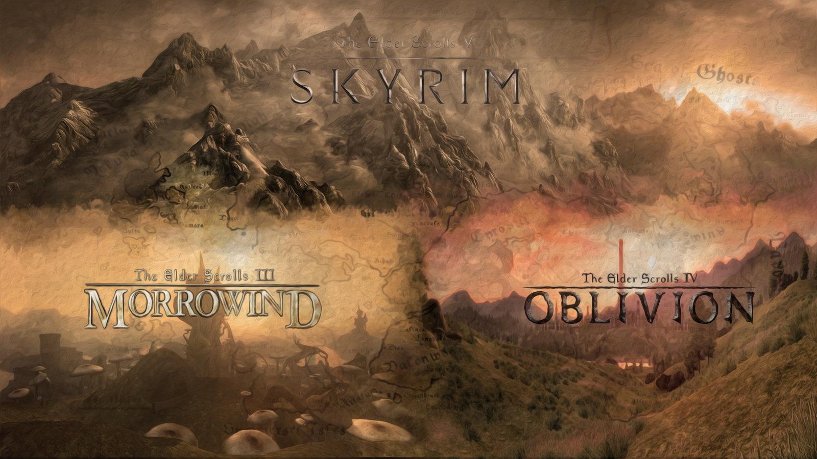 The Elder Scrolls 6 Wallpapers Wallpaper Cave