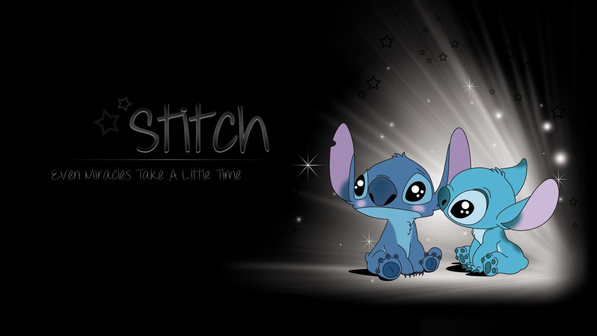 Stitch Computer Wallpapers Wallpaper Cave