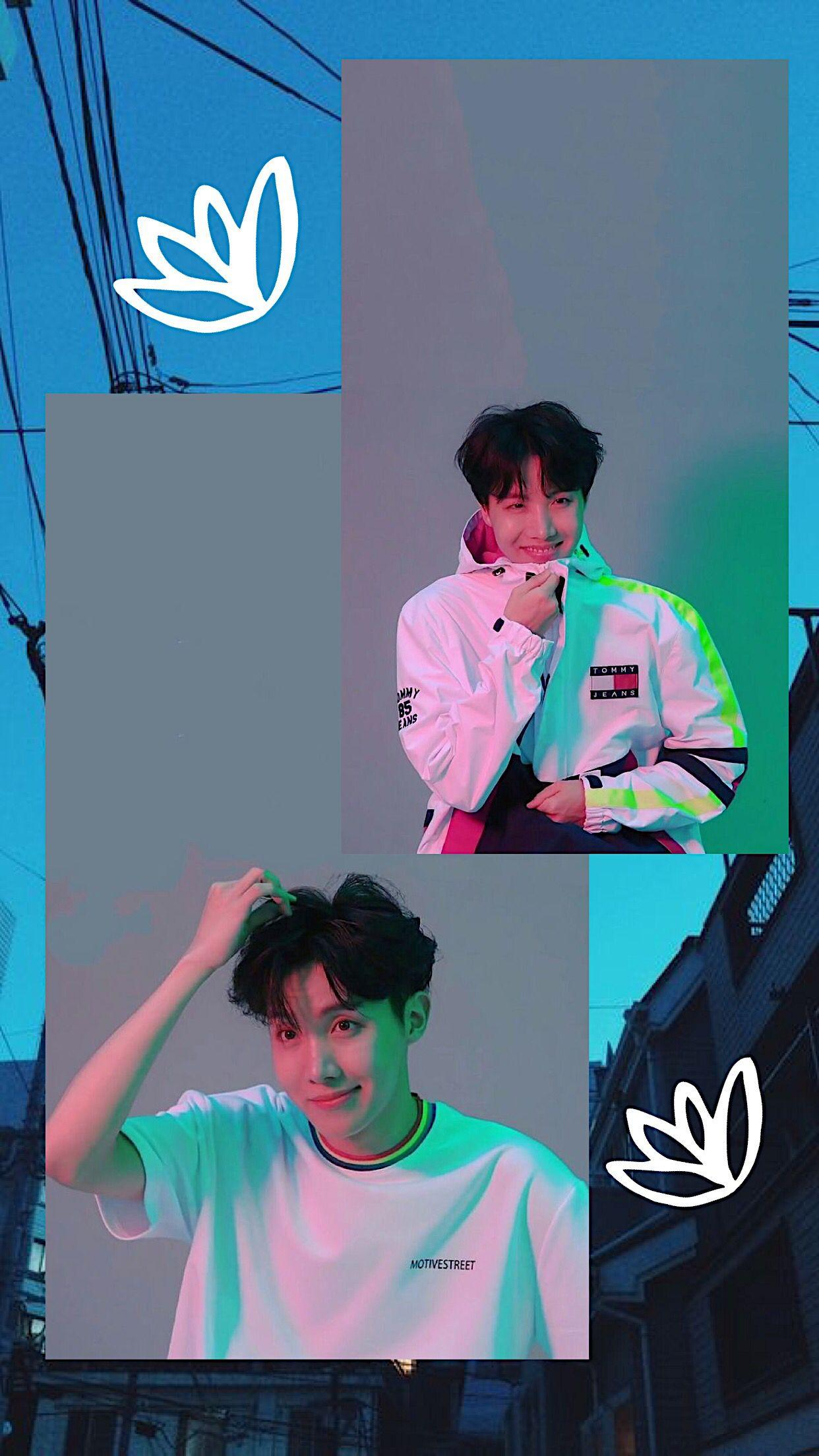 Jhope Aesthetic Wallpapers Wallpaper Cave
