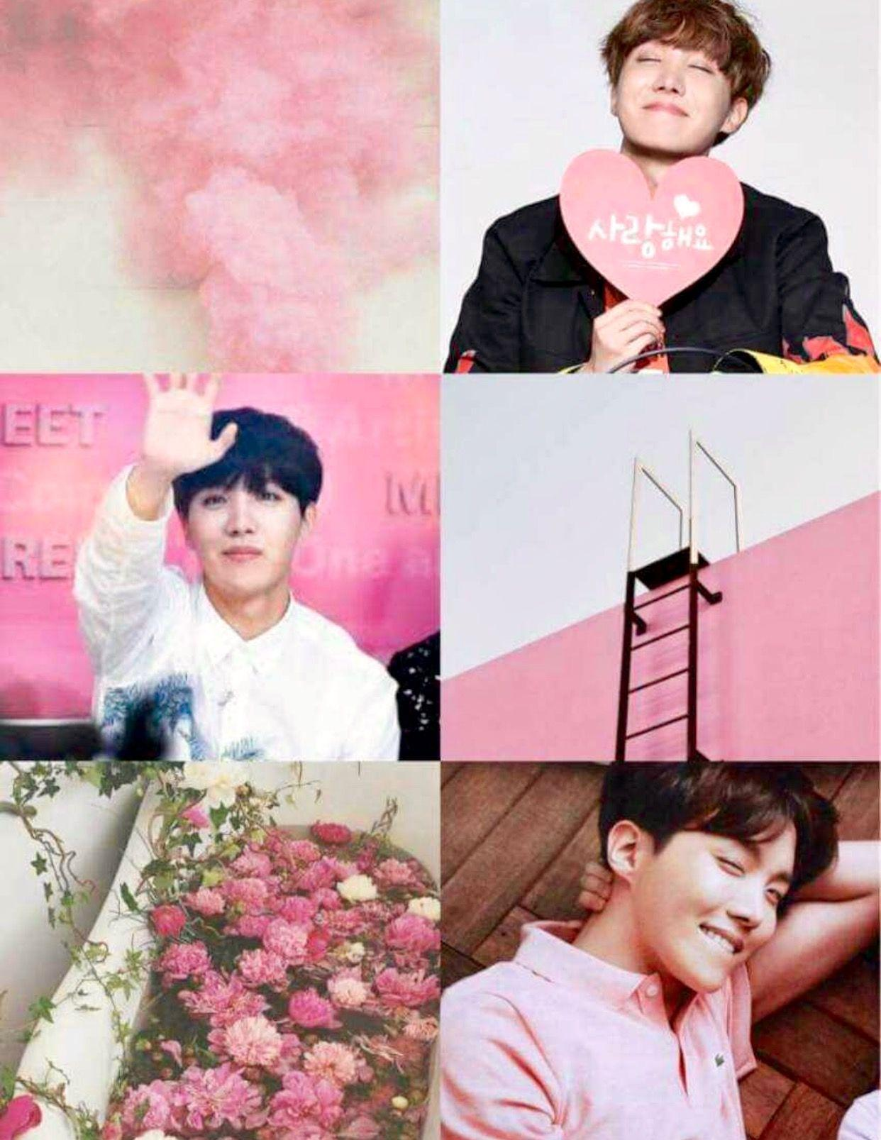 jhope aesthetic wallpapers