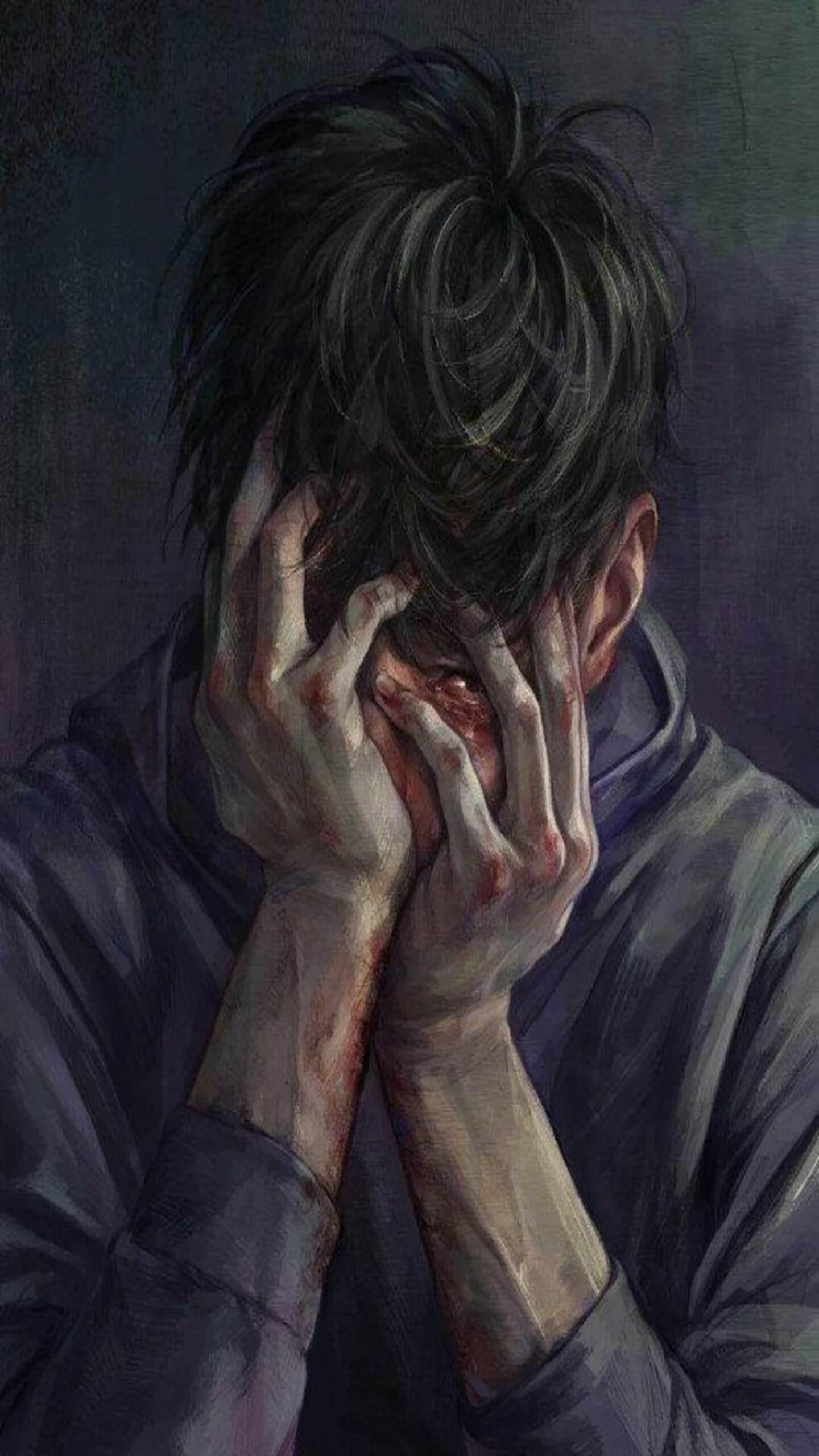 Sad Anime Boys Wallpapers - Wallpaper Cave